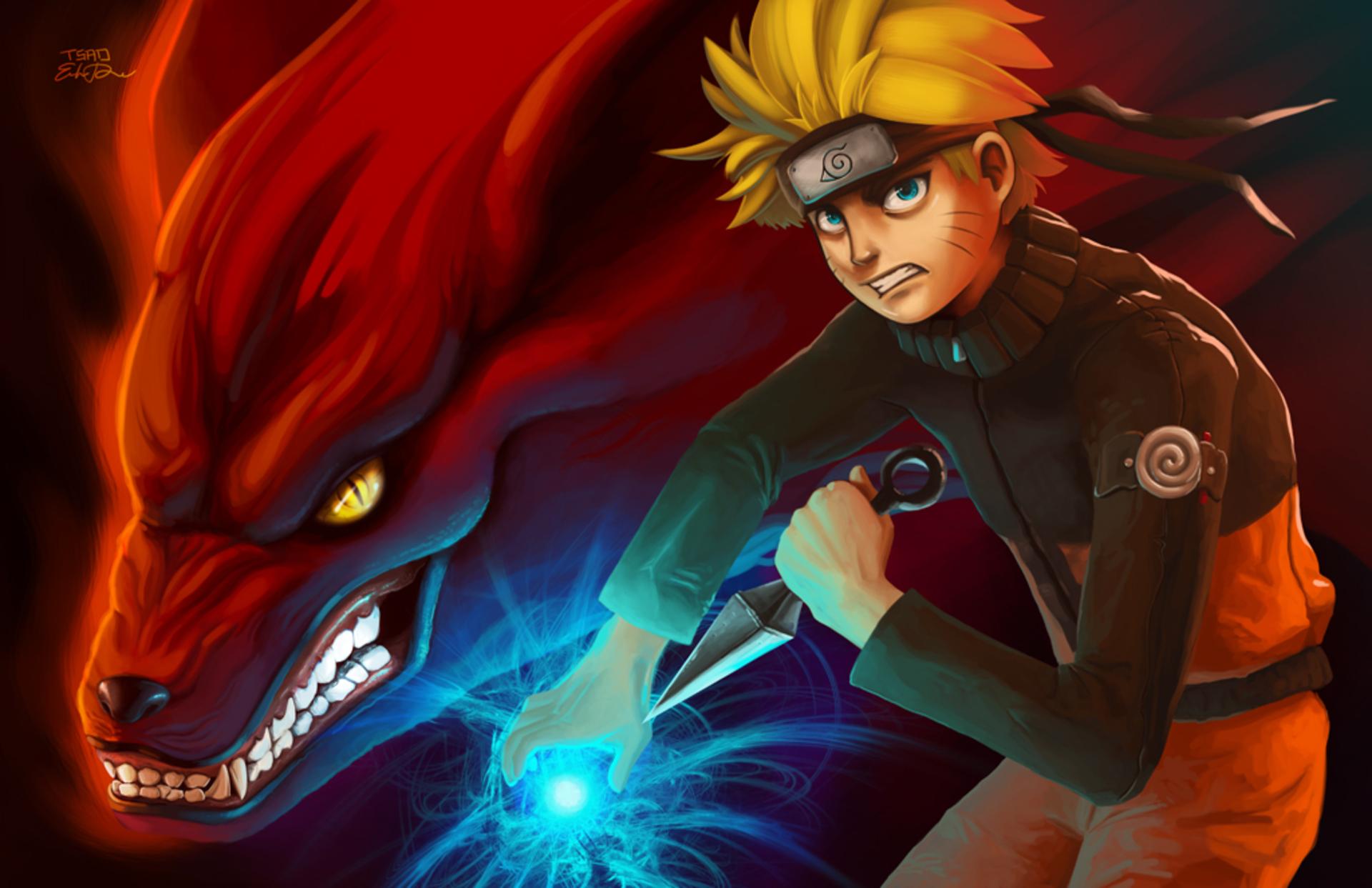 Naruto Anime 2019 Wallpaper, HD Anime 4K Wallpapers ...