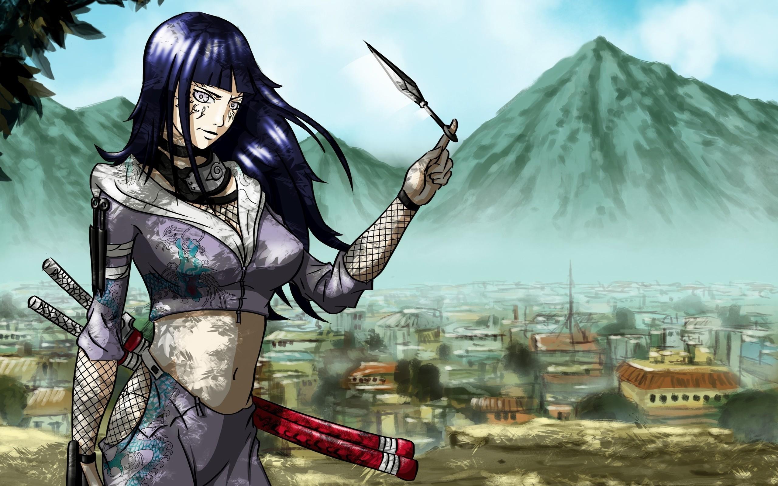 Naruto Naruto Shippuden Hinata Hyuga Wallpaper Hd Anime