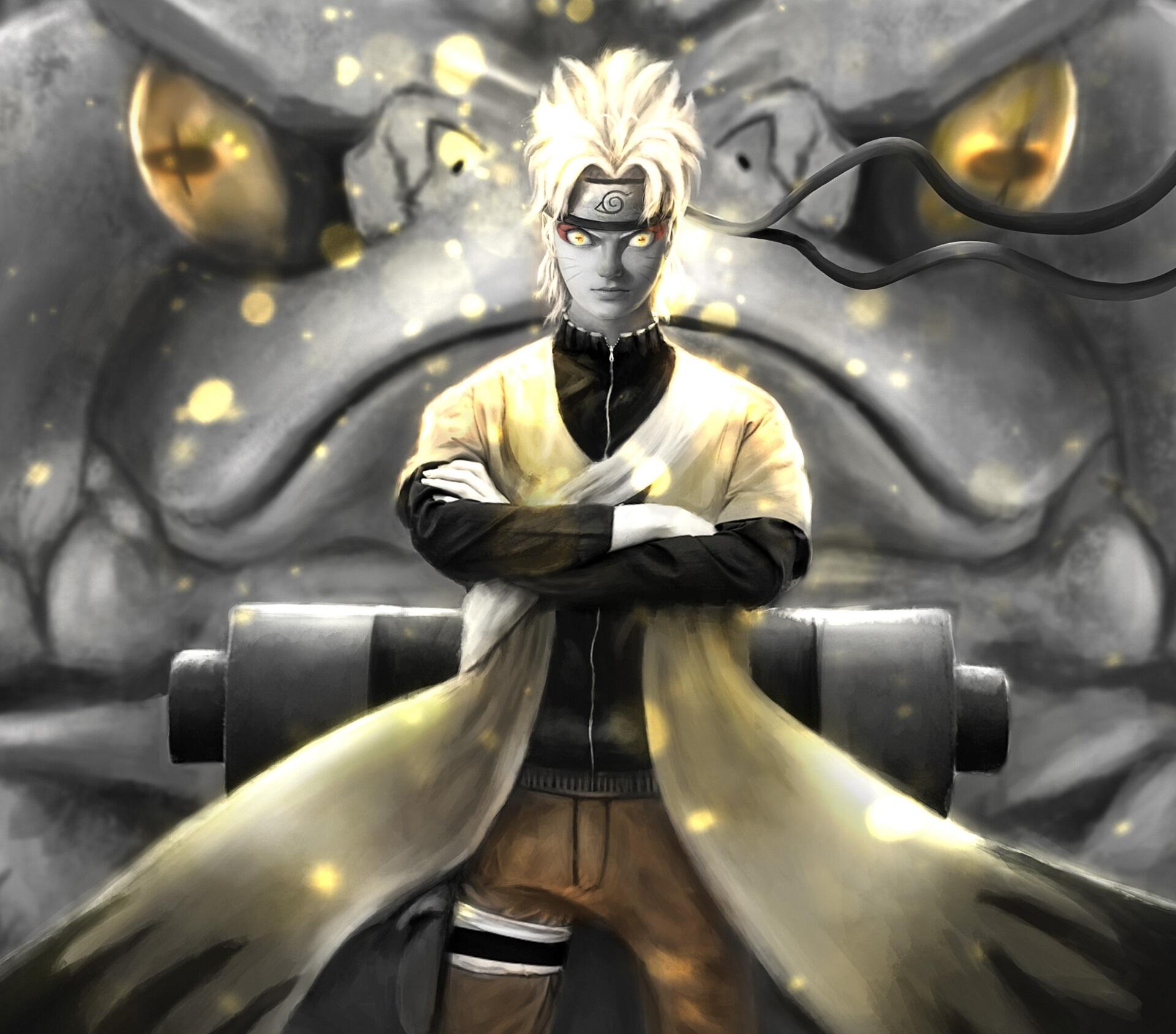 1920x1080 Naruto Uzumaki Orange Eyes 1080P Laptop Full HD ...