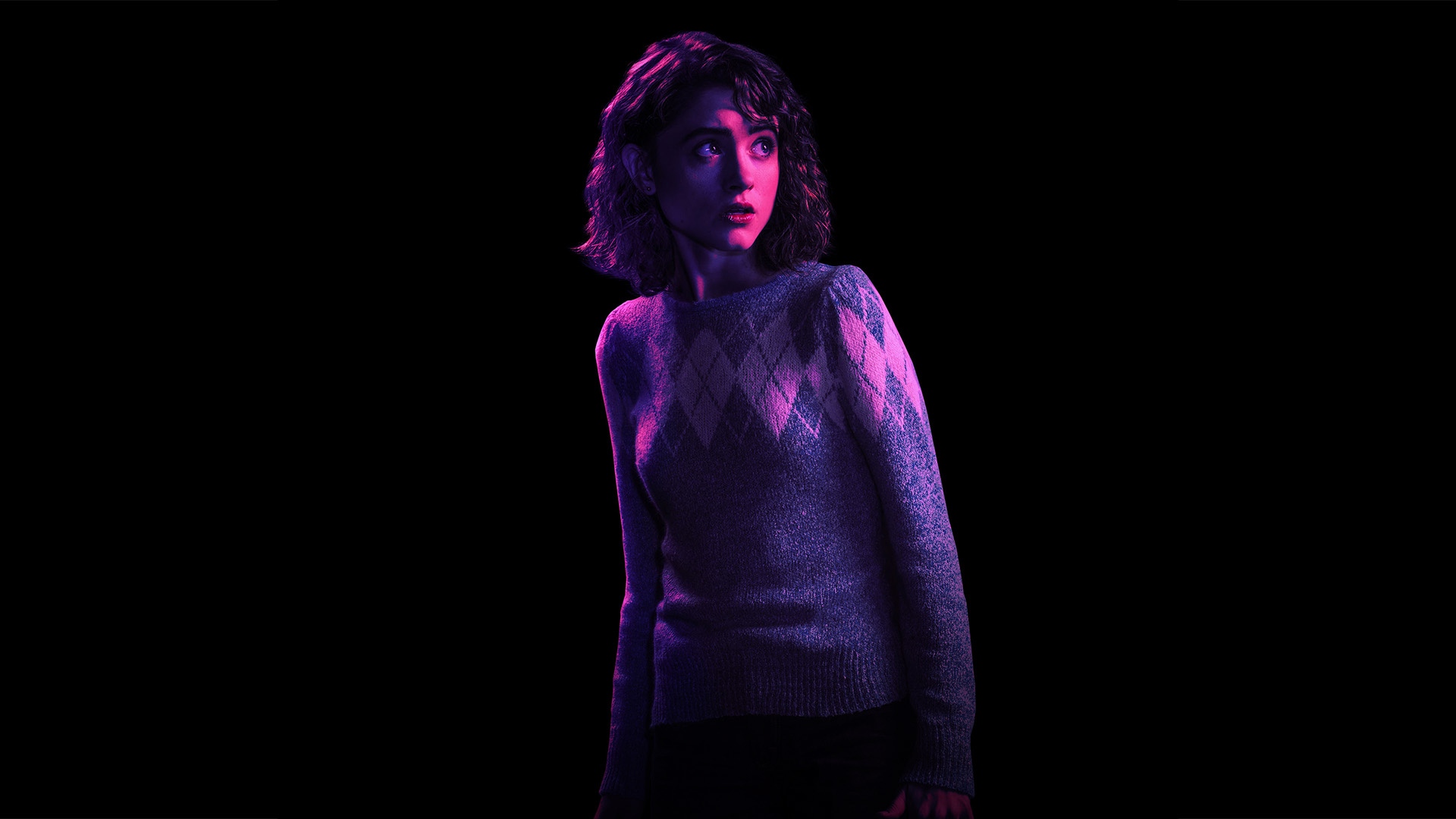 Natalia Dyer As Nancy Stranger Things Season 2 Wallpaper Hd Tv