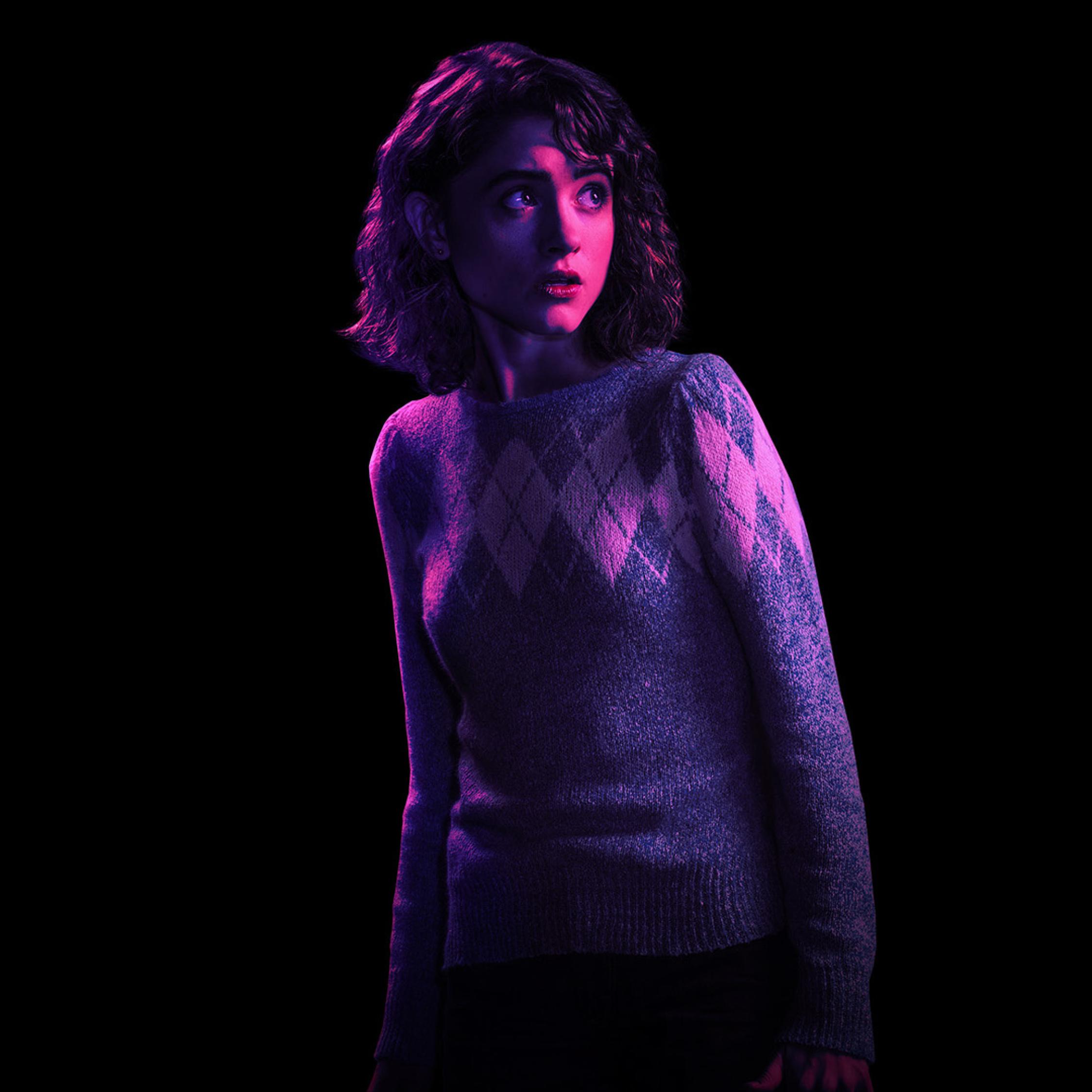 Lucifer Season 3 Hd 4k Wallpaper: Natalia Dyer As Nancy Stranger Things Season 2, Full HD