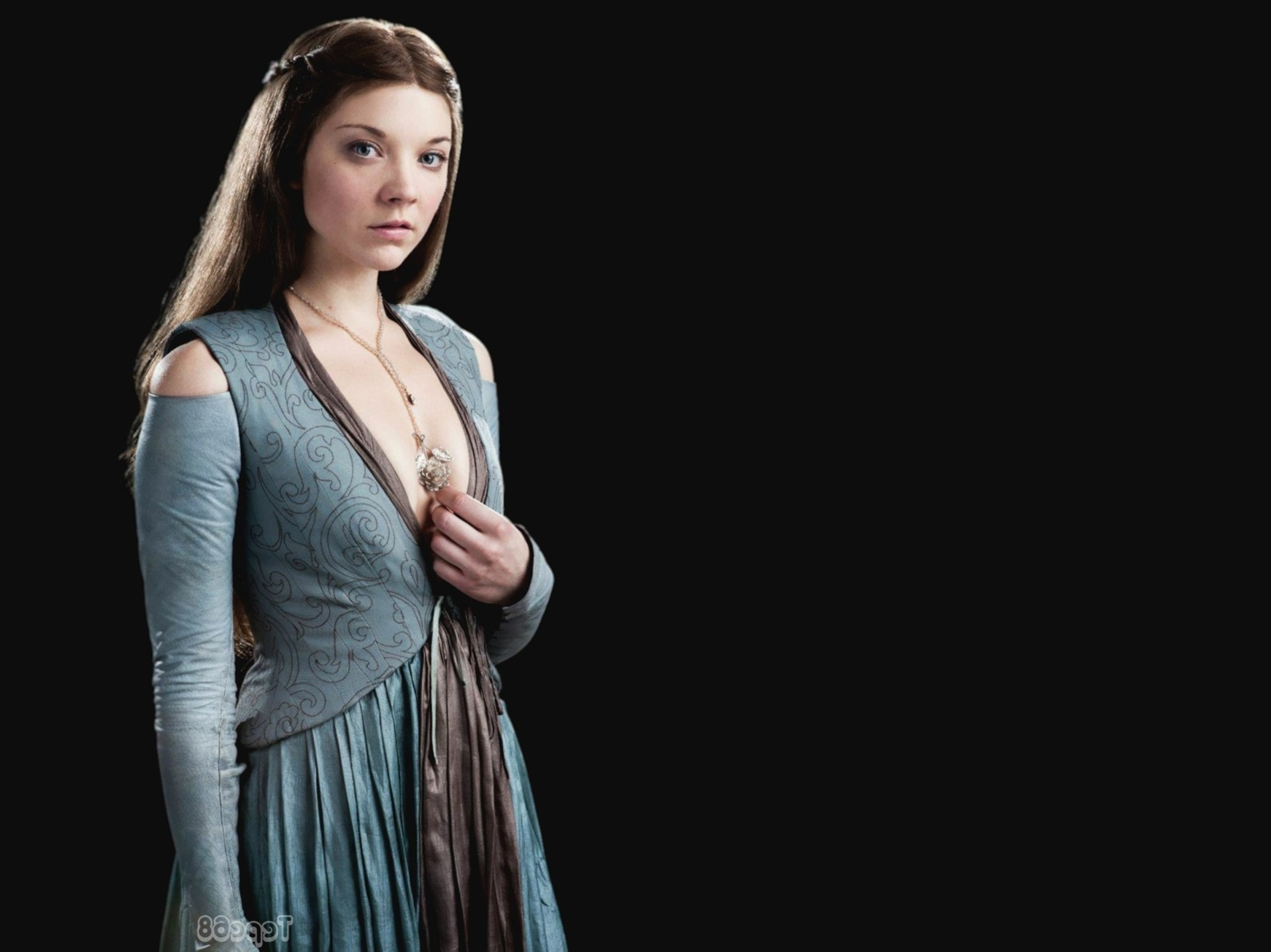 2732x2048 Natalie Dormer In Game Of Thrones Hd Wallpaper 01