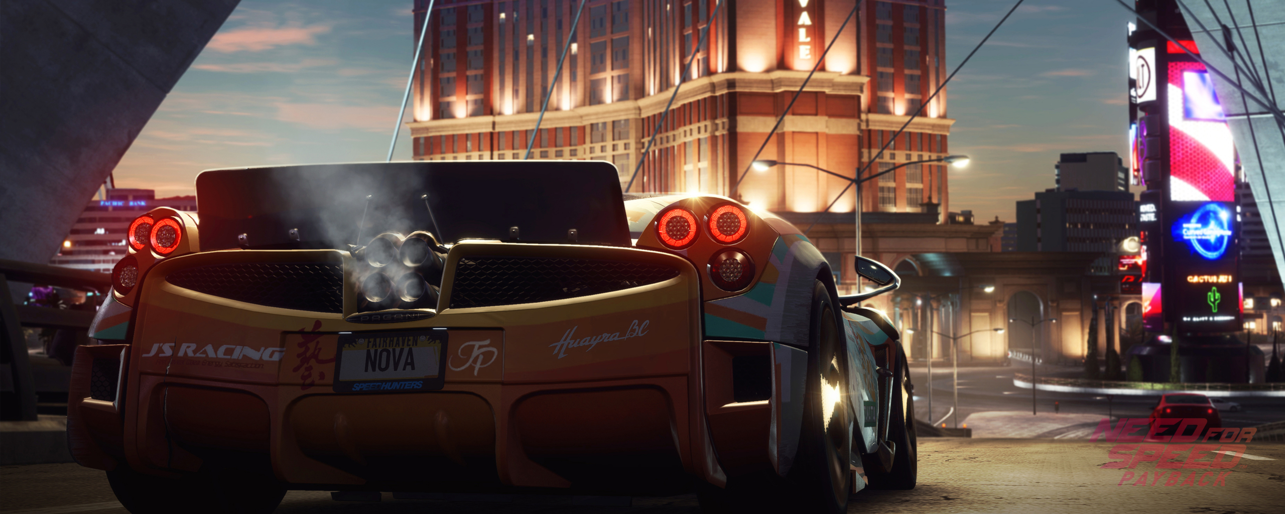 Need For Speed Payback Wallpaper: Download Need For Speed Payback Pc 2017 1280x800