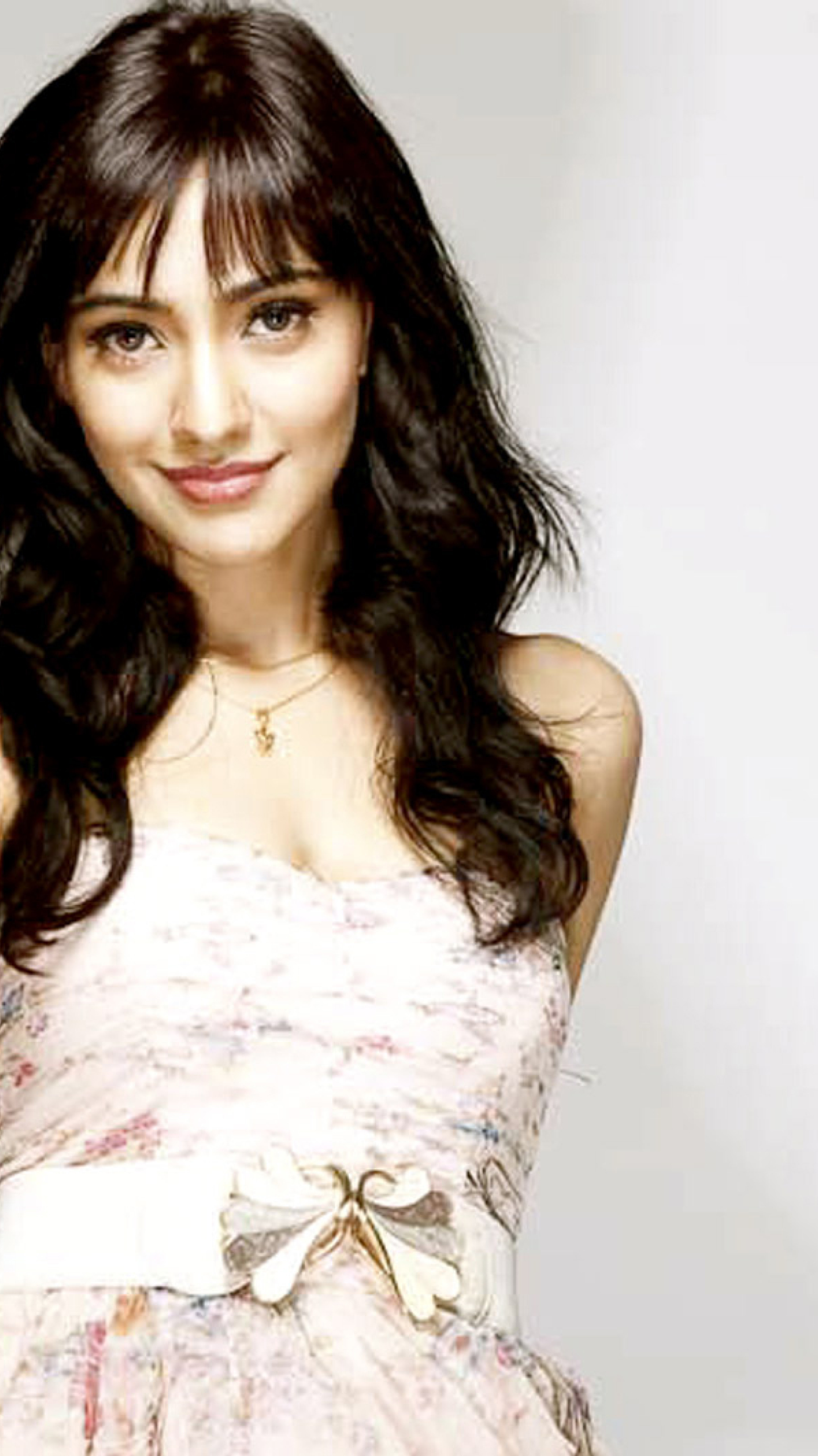 Download Neha Sharma Cute Photoshoot 1440x2560 Resolution Full HD