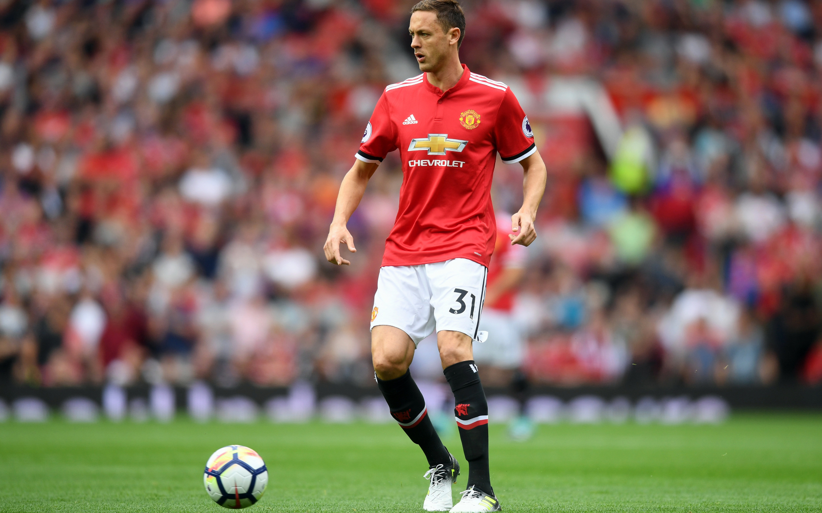 Nemanja Matic Manchester United Football Player Hd 4k