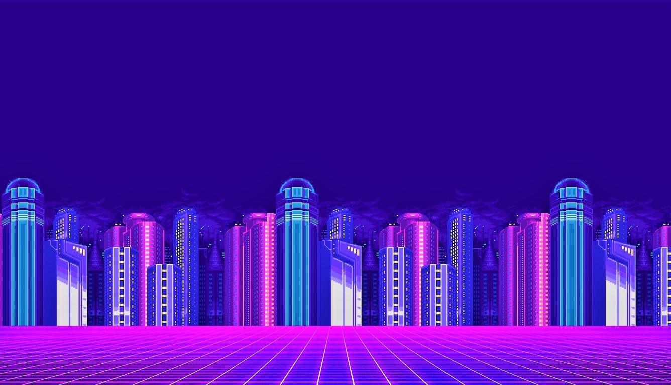 1336x768 Neon City HD Laptop Wallpaper, HD Artist 4K ...