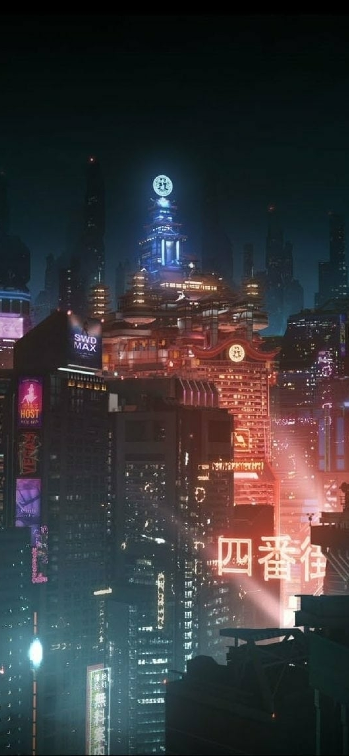 1125x2436 Netflix Altered Carbon Resleeved Iphone XS ...