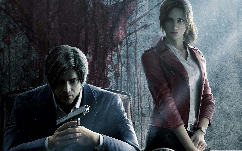 2880x1800 Netflix Resident Evil Infinite Darkness Show ...
