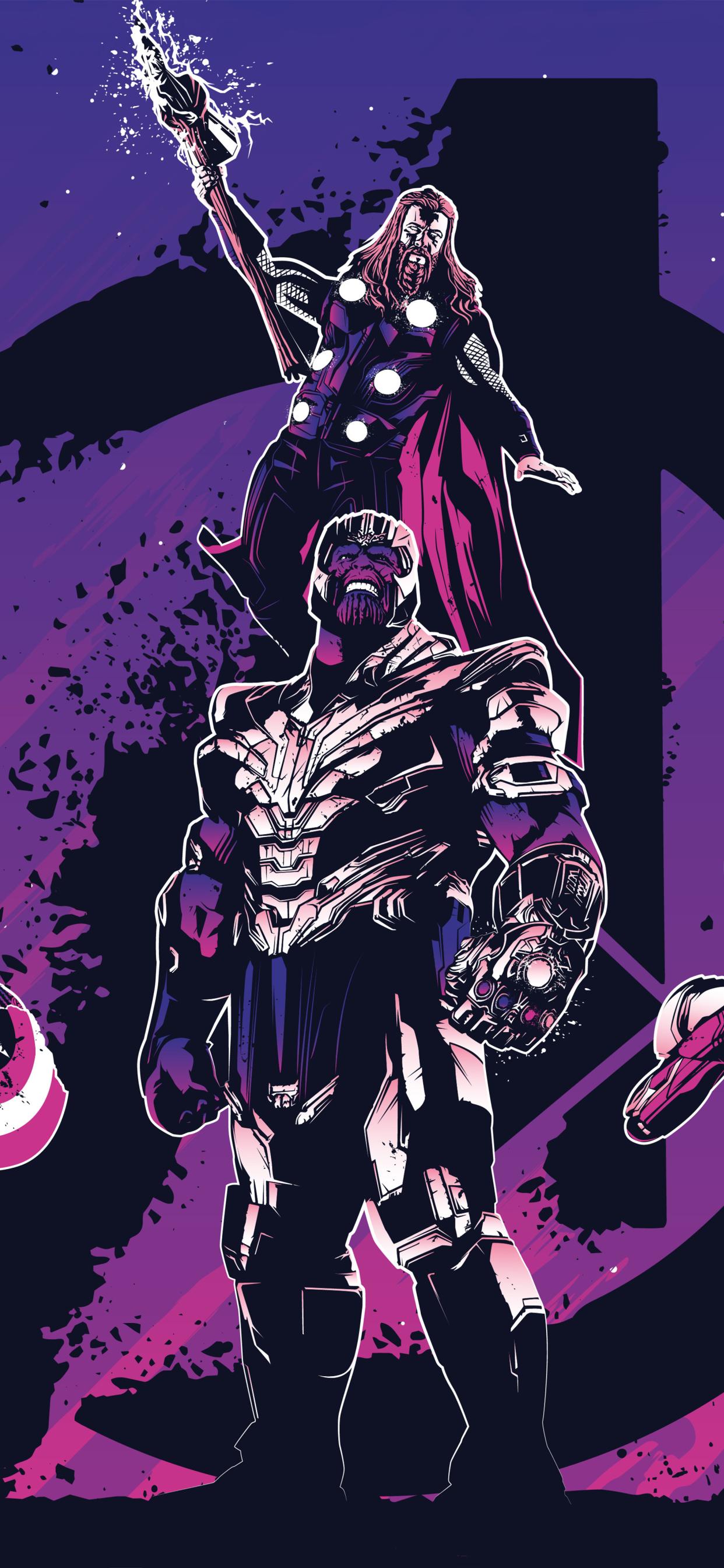 1242x2688 New Avengers Endgame 4K Iphone XS MAX Wallpaper ...