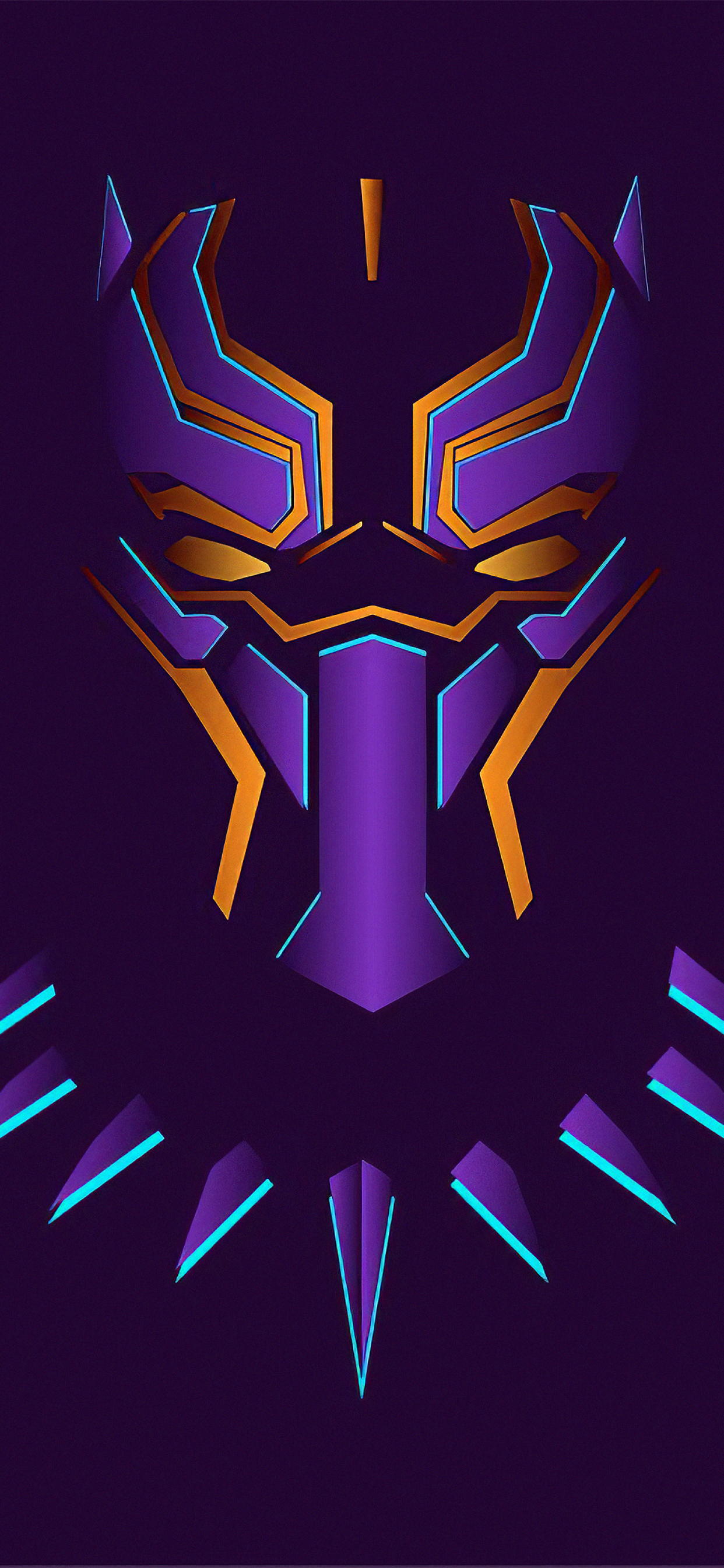 1242x2688 New Black Panther Minimalist Iphone Xs Max Wallpaper Hd Minimalist 4k Wallpapers Images Photos And Background