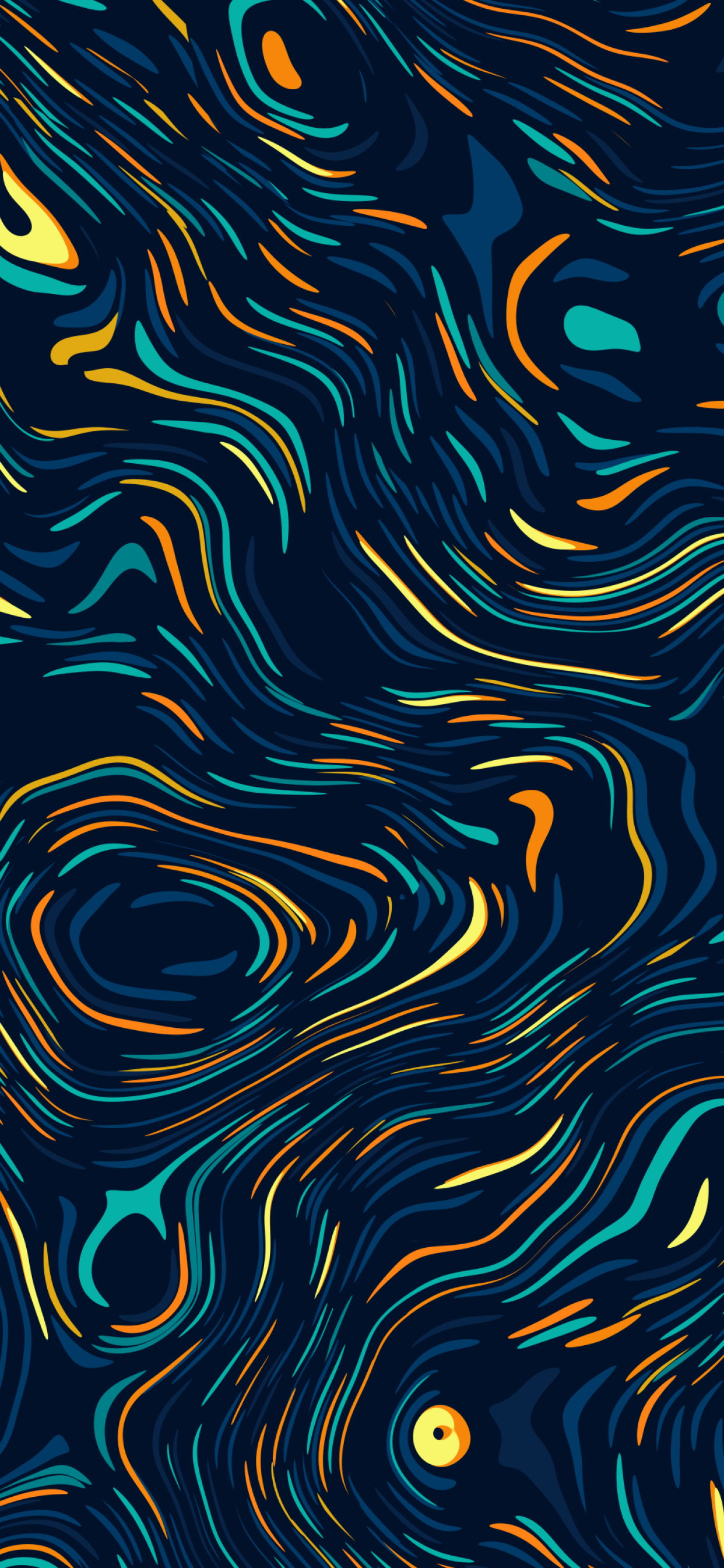 1242x2688 New Cool Swirl 4k Art Iphone XS MAX Wallpaper ...