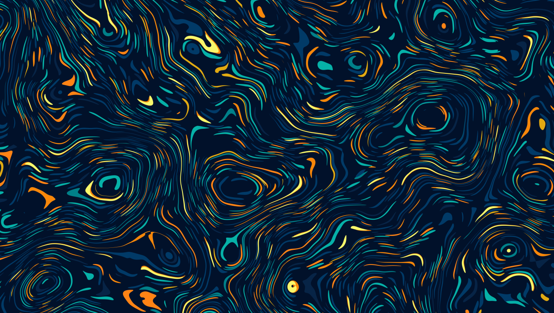 1360x768 New Cool Swirl 4k Art Desktop Laptop Hd Wallpaper Hd Artist 4k Wallpapers Images Photos And Background Wallpapers Den