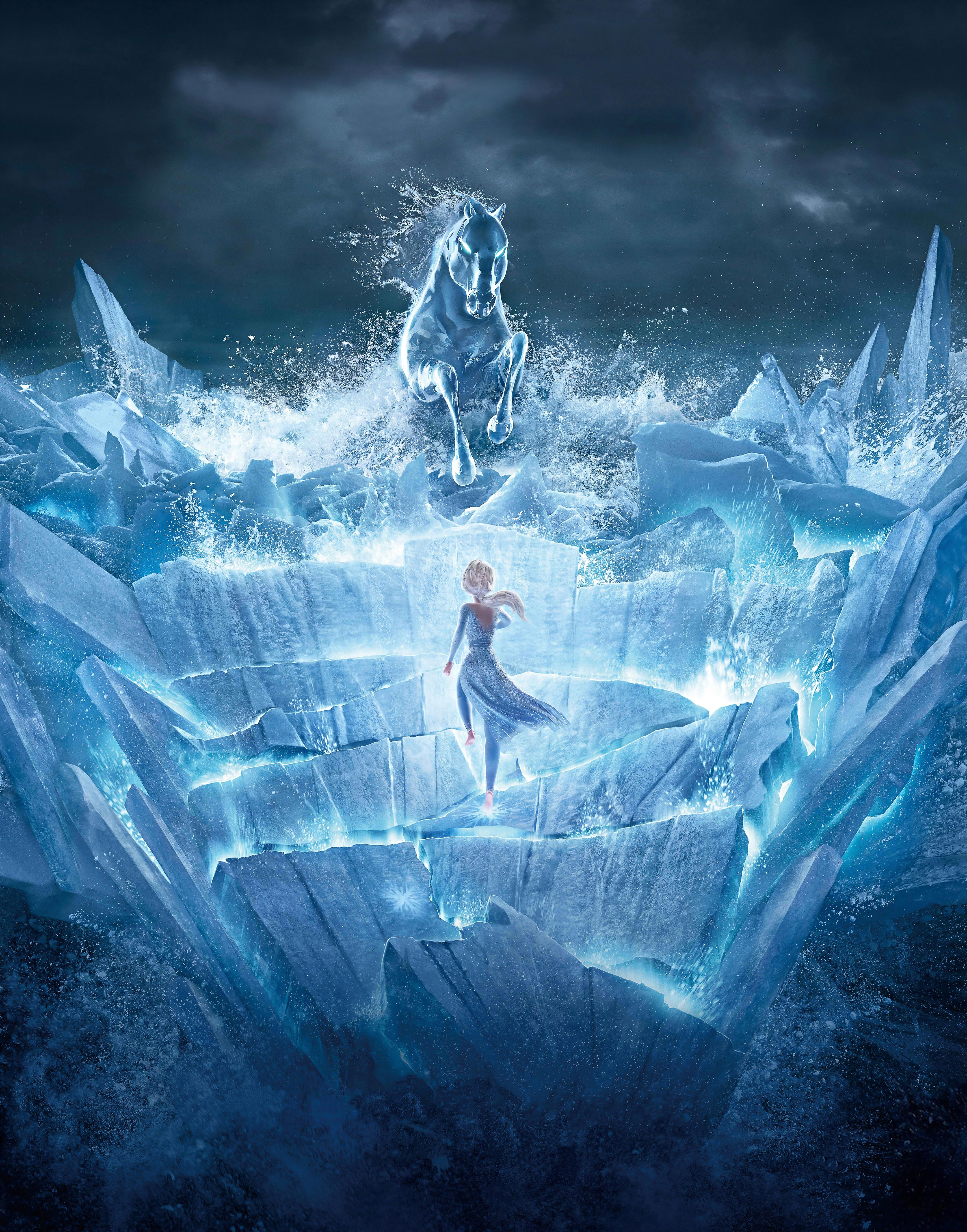 New Frozen 2 Wallpaper, HD Movies 4K Wallpapers, Images ...