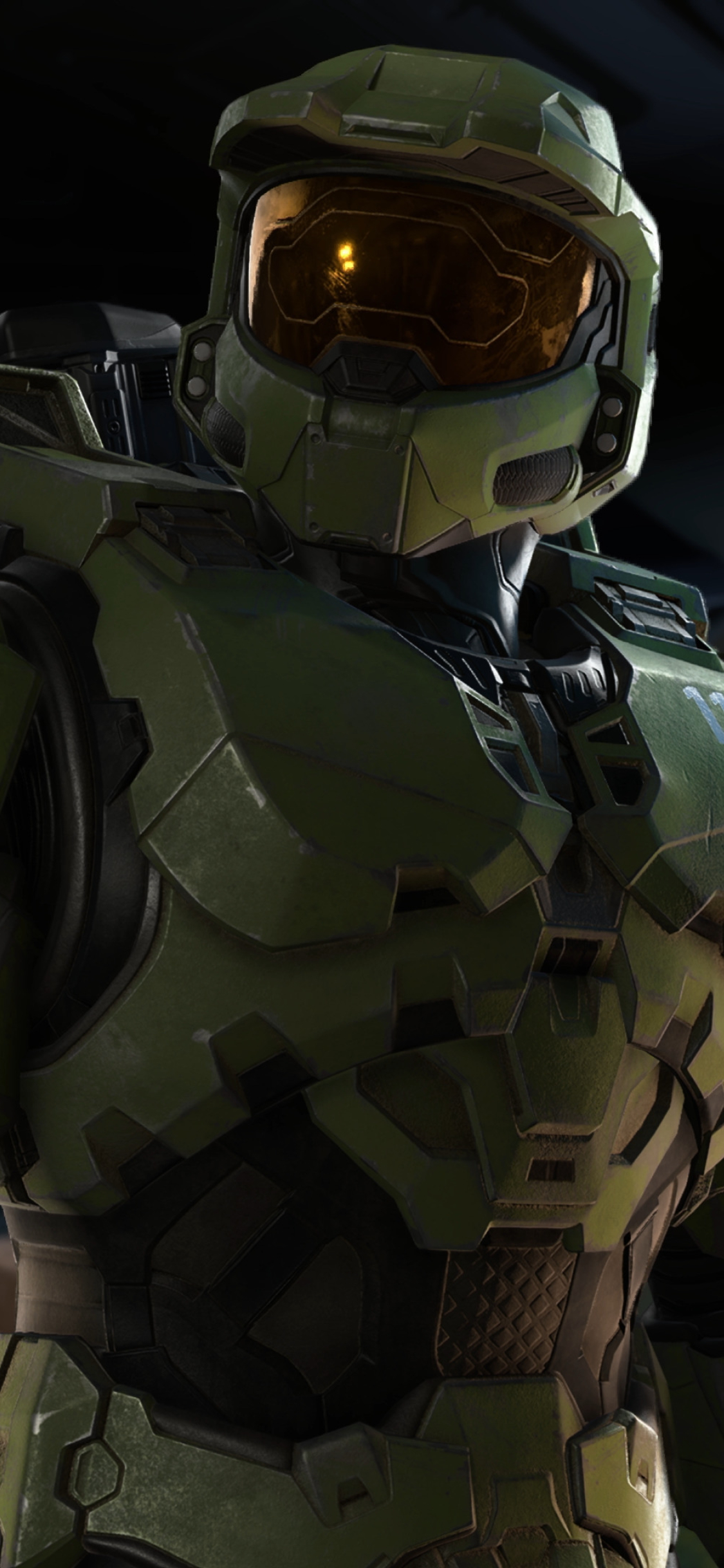 New Halo Infinite 4K Wallpaper in 1125x2436 Resolution