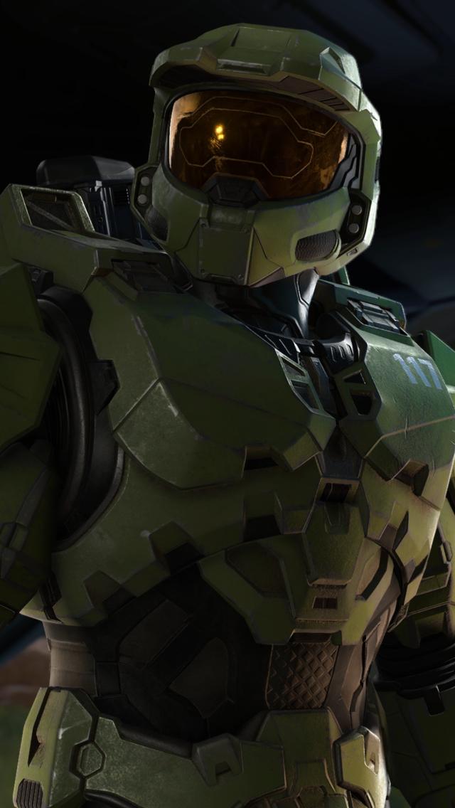 New Halo Infinite 4K Wallpaper in 640x1136 Resolution