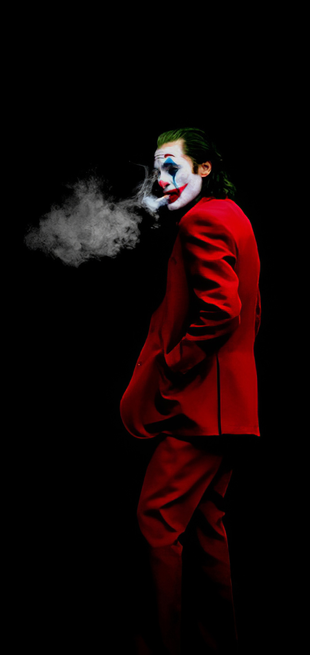 New Joker 2020 Art Wallpaper in 1080x2280 Resolution