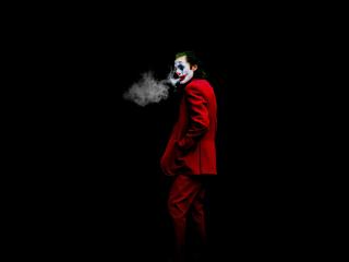 New Joker 2020 Art Wallpaper in 320x240 Resolution