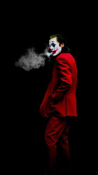 New Joker 2020 Art Wallpaper in 320x568 Resolution