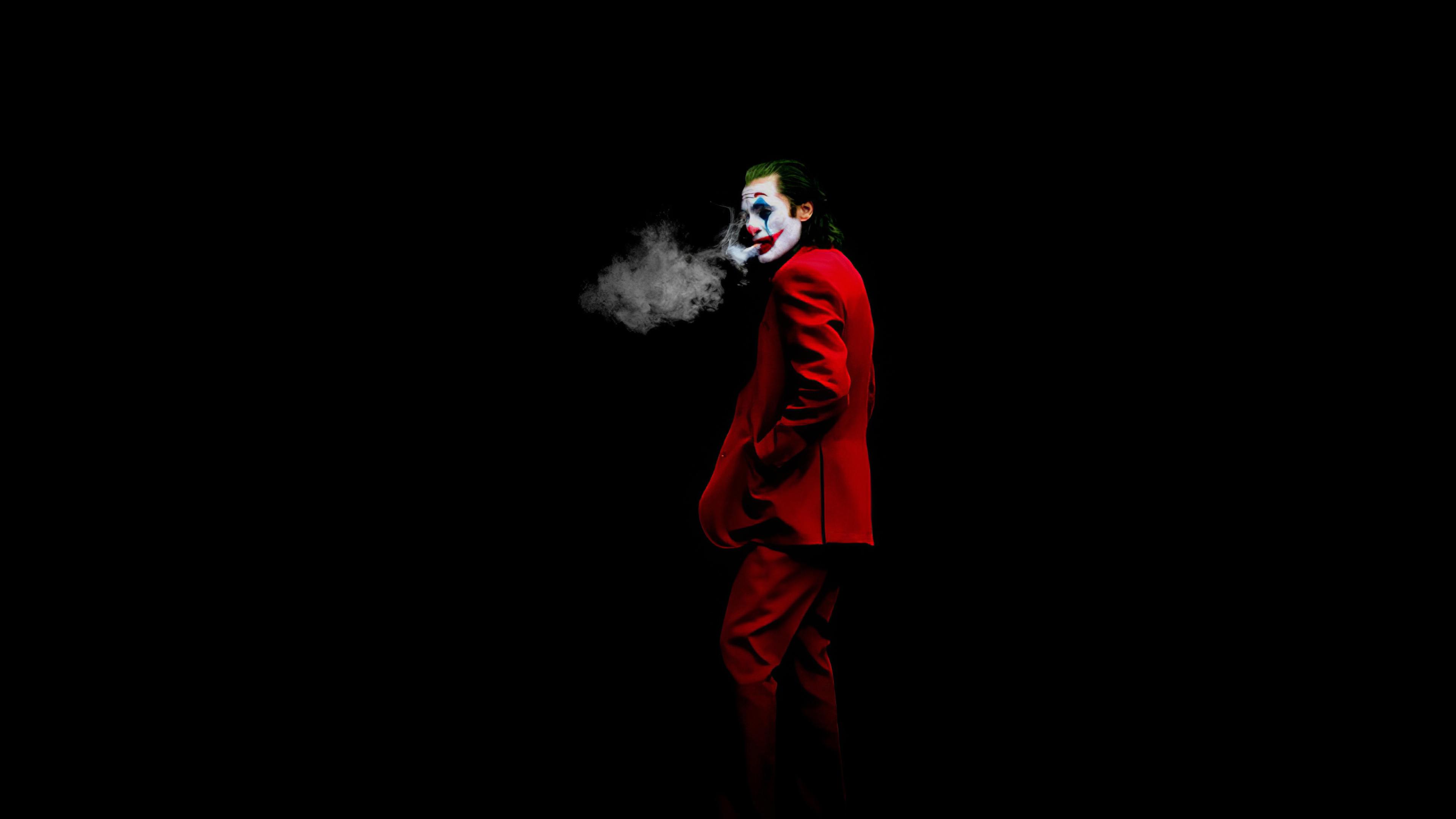 New Joker 2020 Art Wallpaper in 3840x2160 Resolution