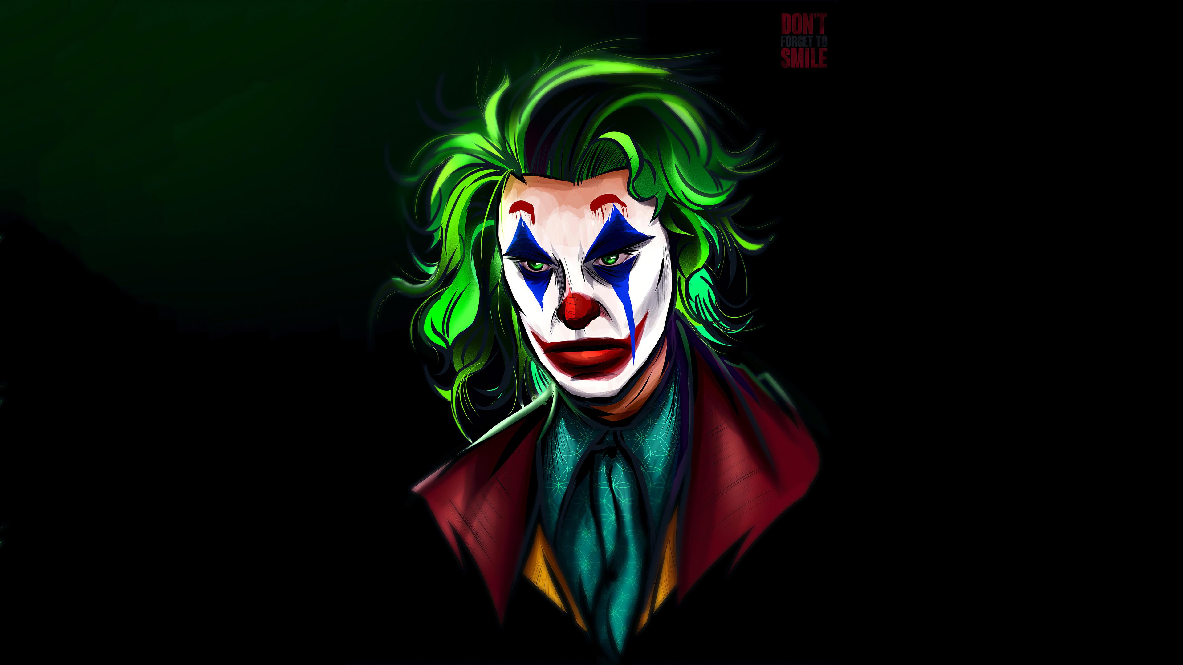 New Joker Fanart Wallpaper Hd Superheroes 4k Wallpapers Images Photos And Background