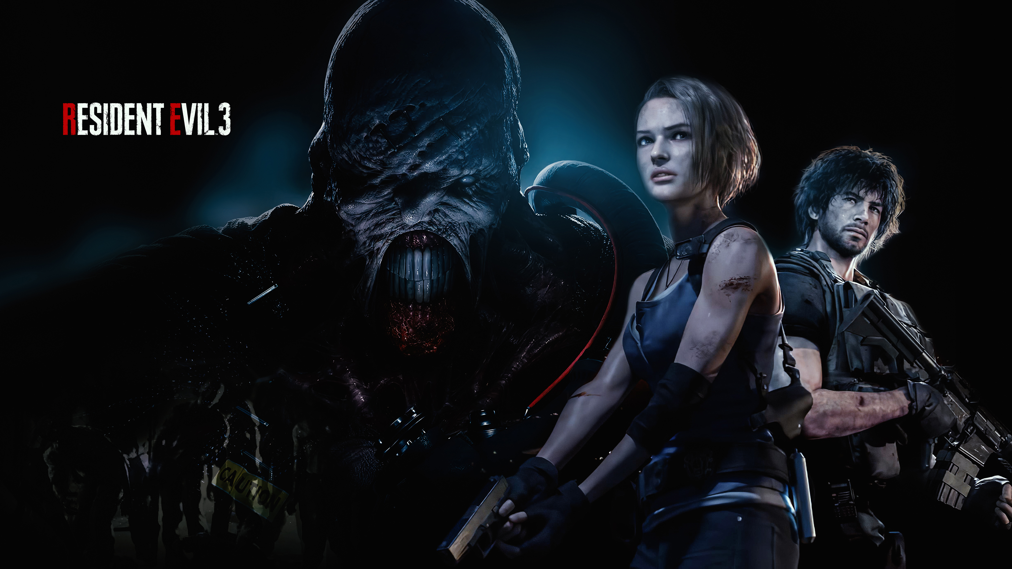 New Resident Evil 3 2020 4k Wallpaper Hd Games 4k Wallpapers