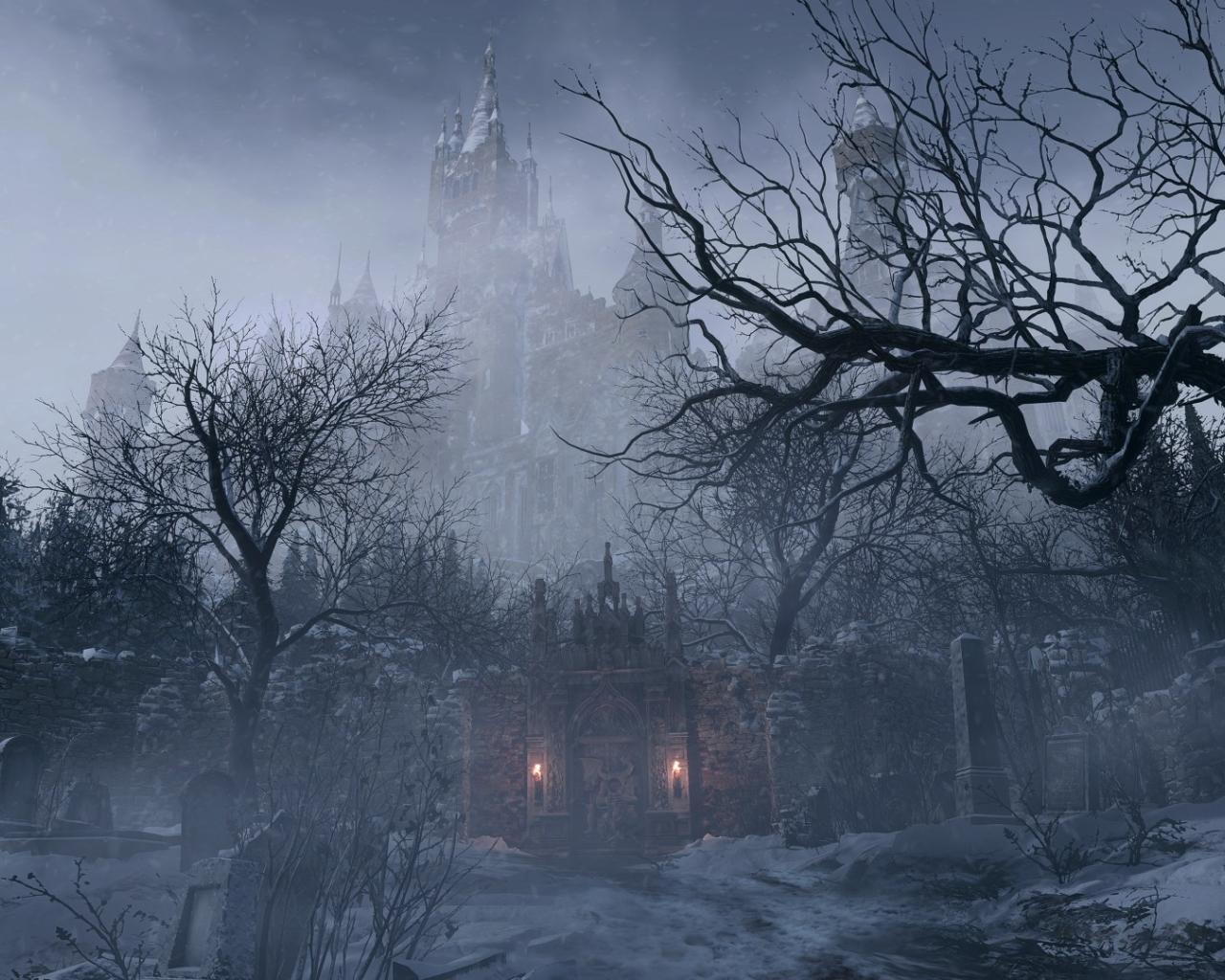 1280x1024 New Resident Evil Village 2021 1280x1024 ...