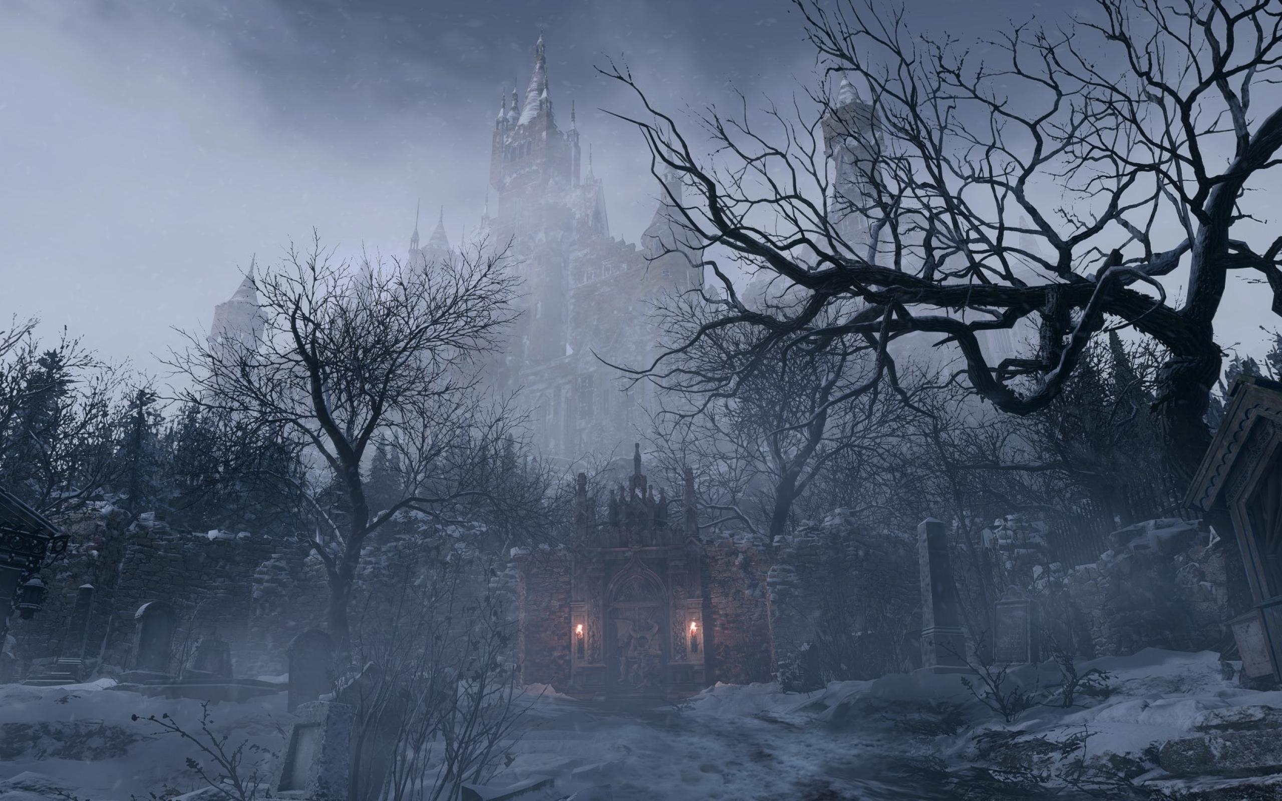 2560x1600 New Resident Evil Village 2021 2560x1600 ...