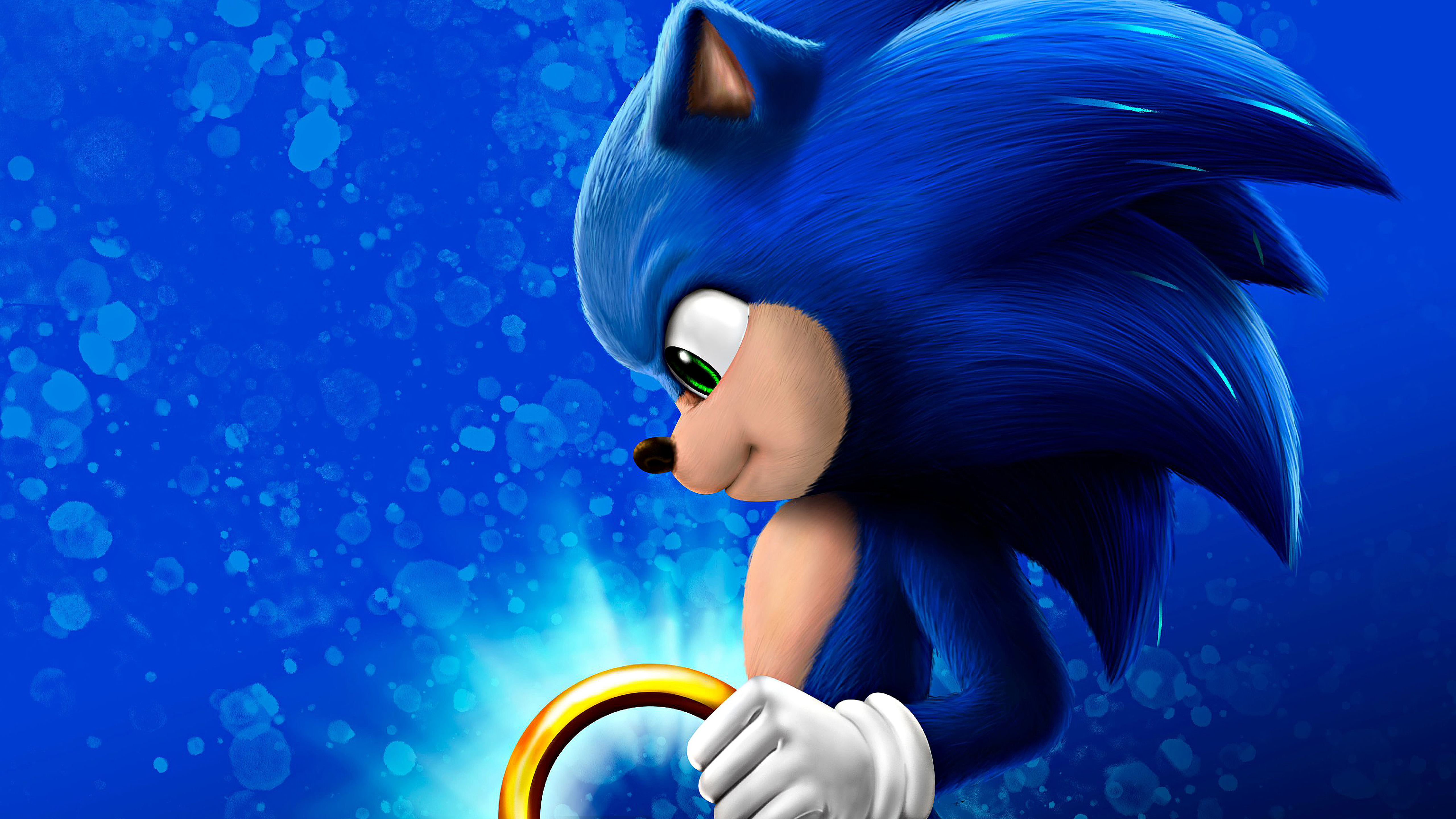 5120x2880 New Sonic Hedgehog 5k Wallpaper Hd Movies 4k Wallpapers Images Photos And Background