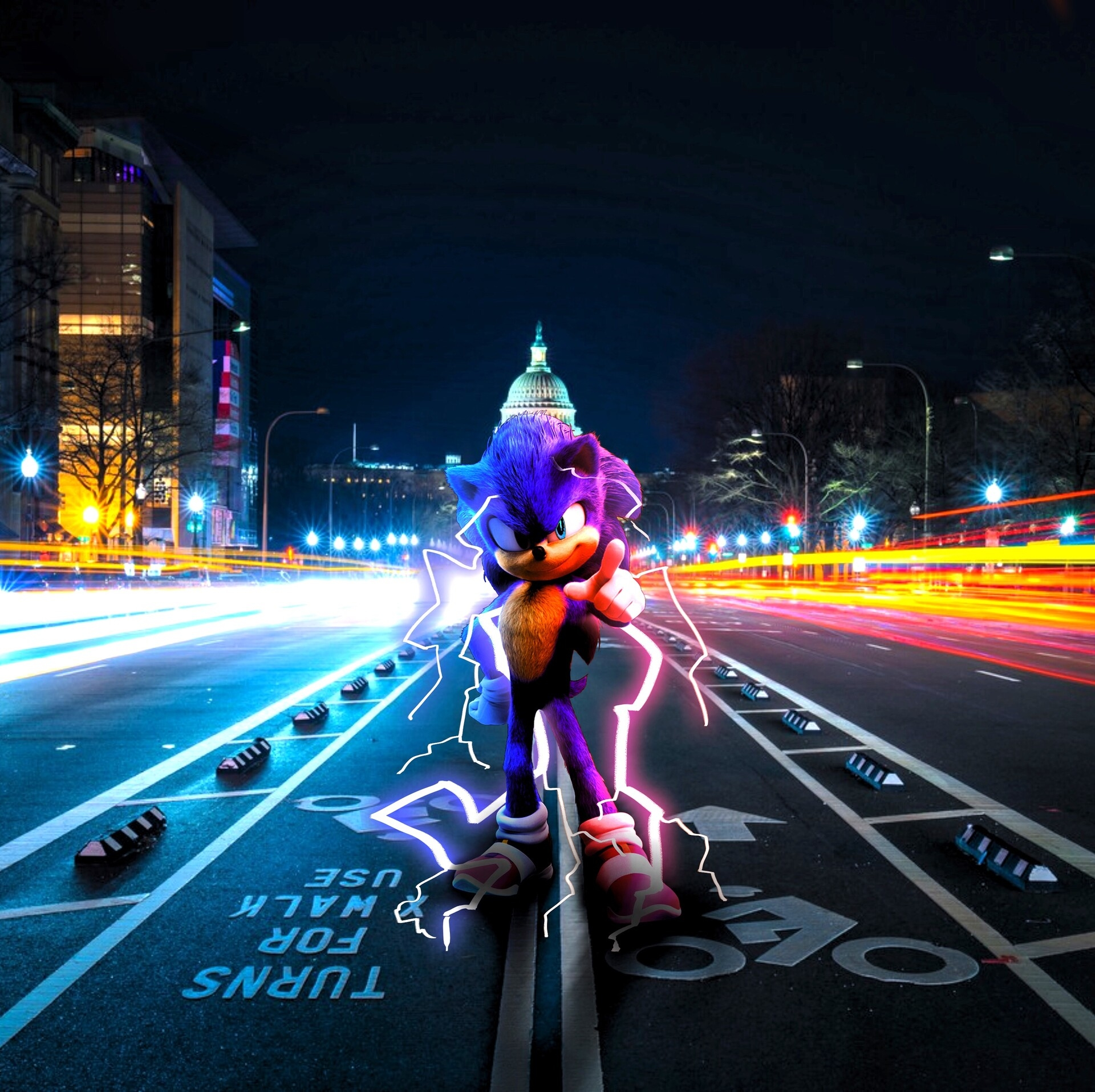 New Sonic The Hedgehog Art Wallpaper Hd Movies 4k Wallpapers Images Photos And Background