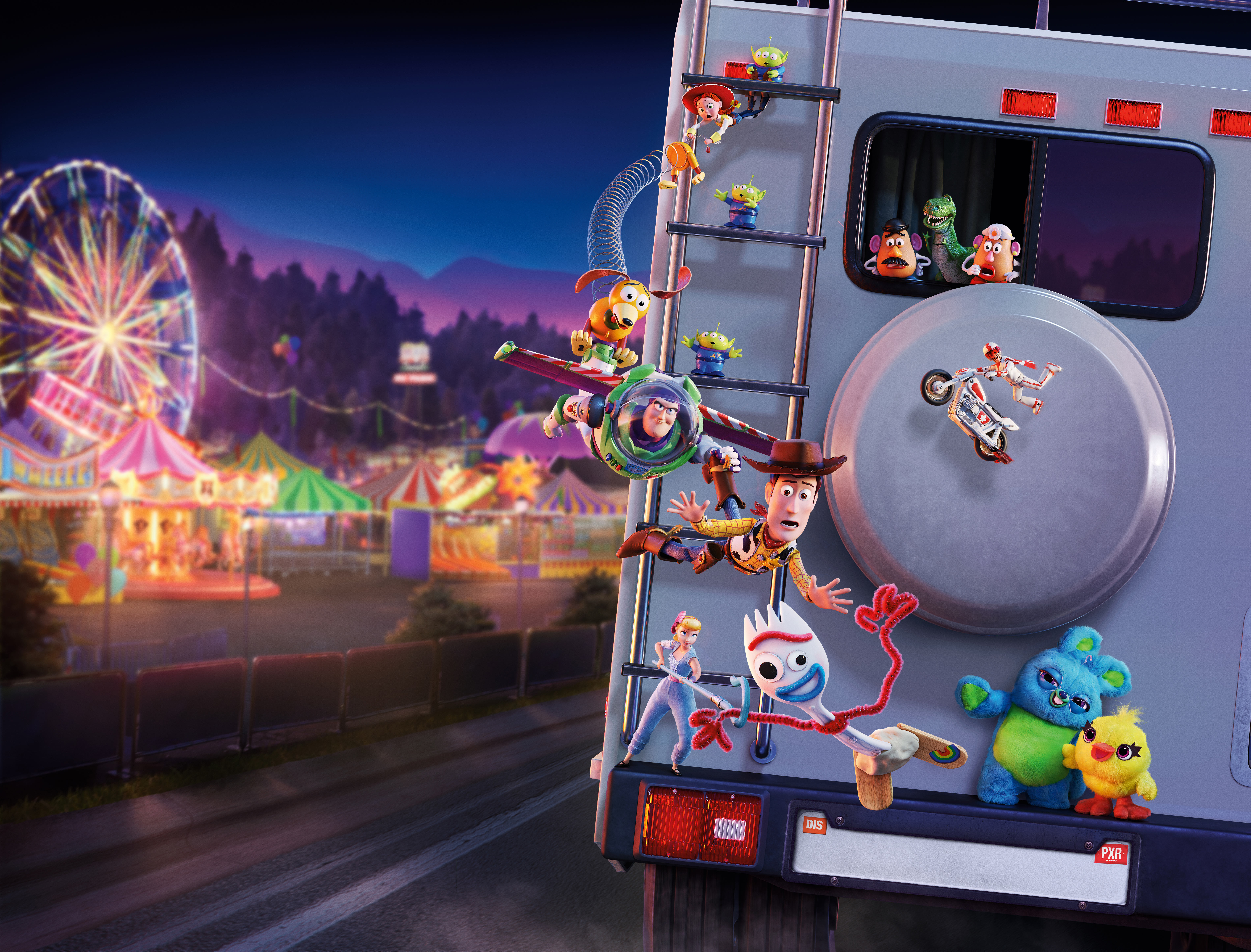 New Toy Story 4 Poster Wallpaper, HD Movies 4K Wallpapers ...