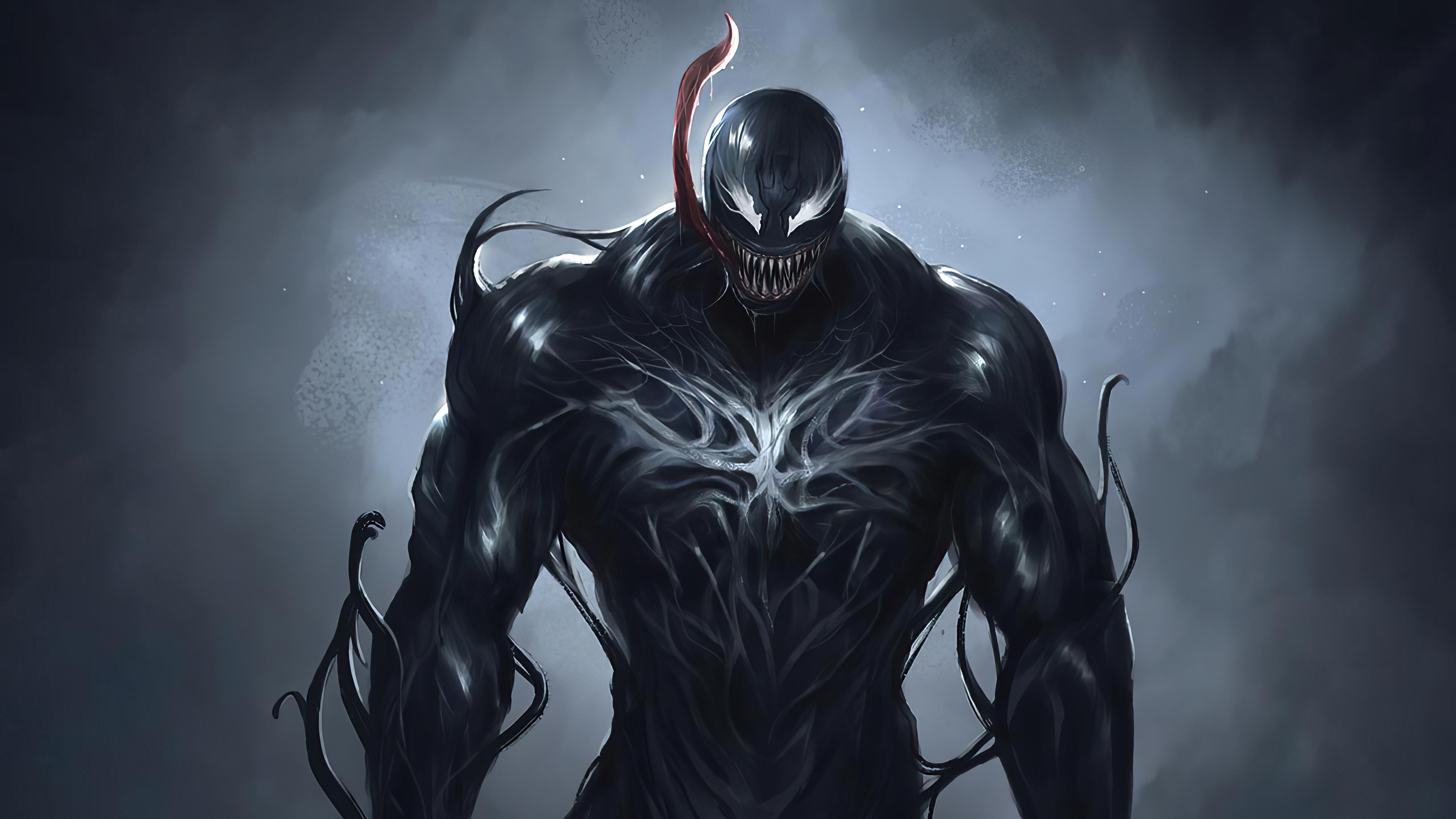 New Venom 2021 Art Wallpaper, HD Superheroes 4K Wallpapers ...