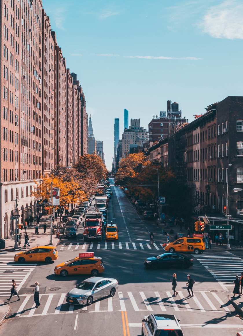 New York City Street Photography, HD 4K Wallpaper