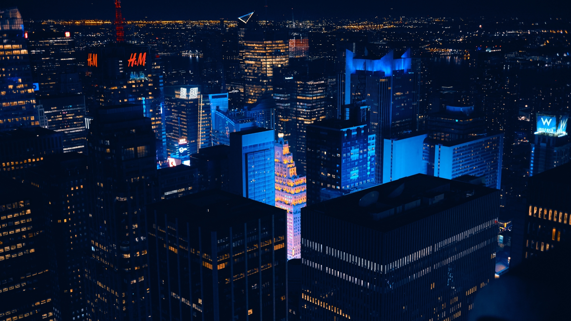 1920x1080 New York Usa Skyscrapers 1080p Laptop Full Hd