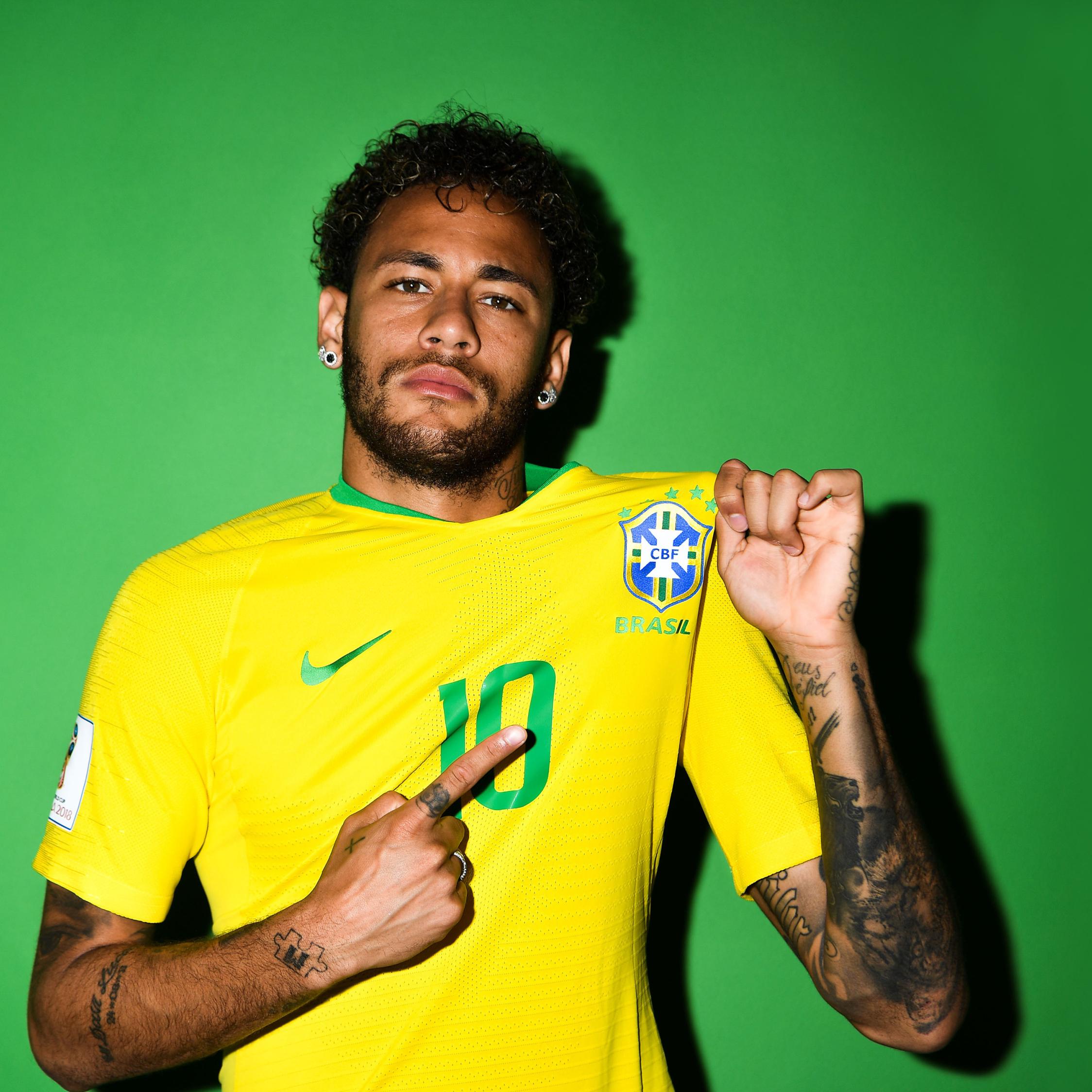 Neymar 2018, HD 4K Wallpaper