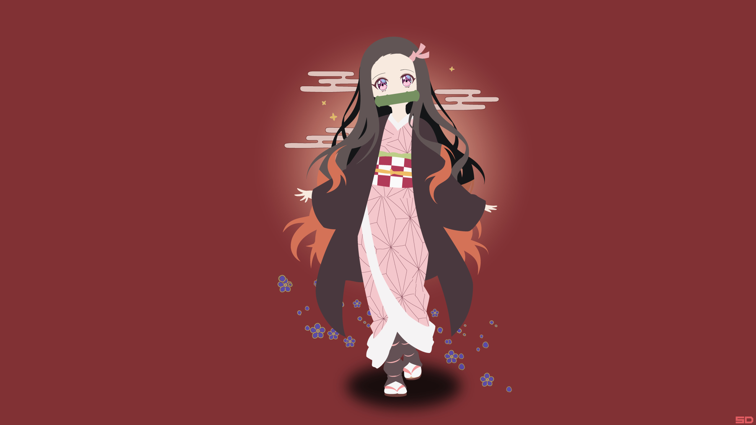 2560x1440 Nezuko 1440P Resolution Wallpaper, HD Anime 4K Wallpapers, Images, Photos and Background