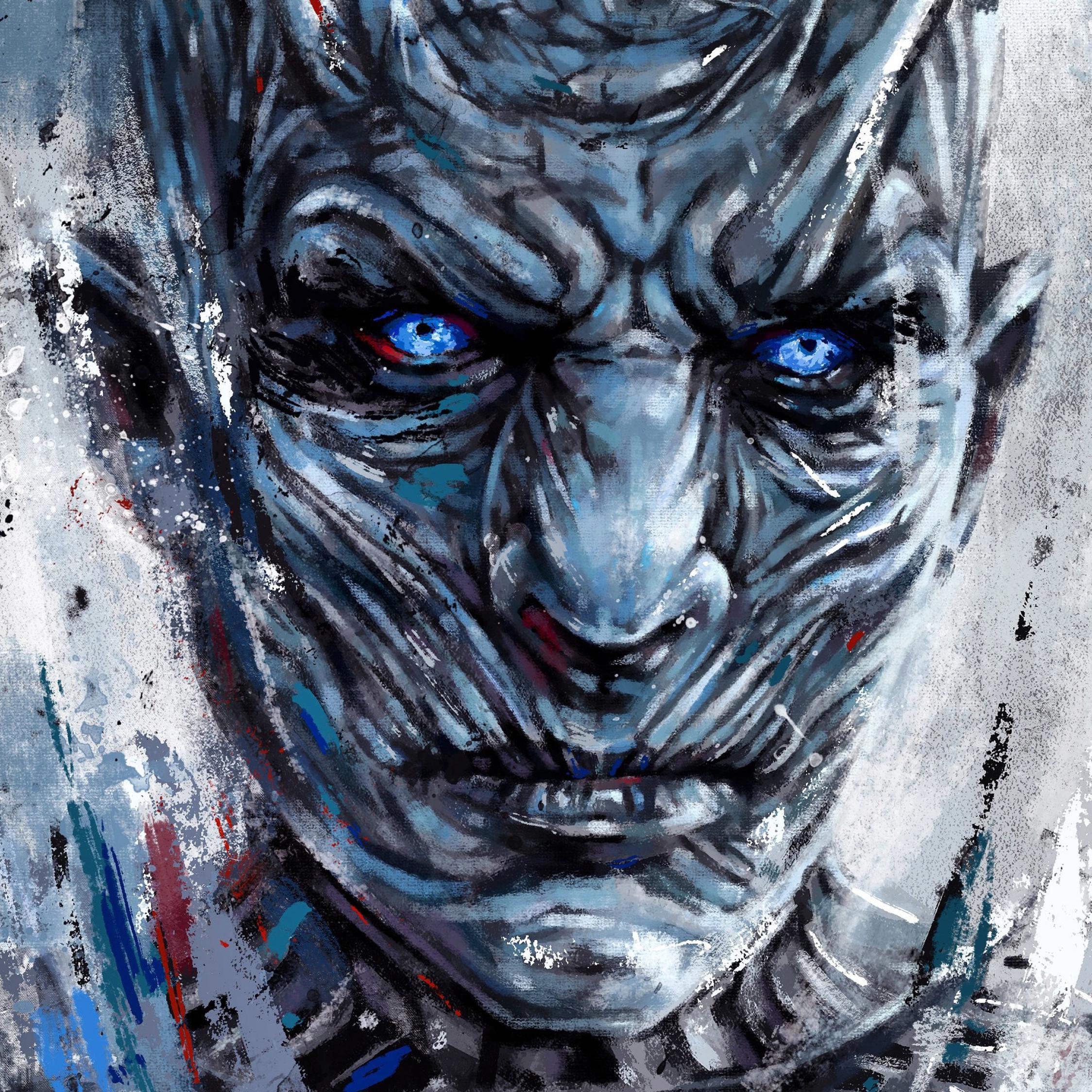 Lucifer Season 3 Hd 4k Wallpaper: Night King Got Artwork, HD 4K Wallpaper