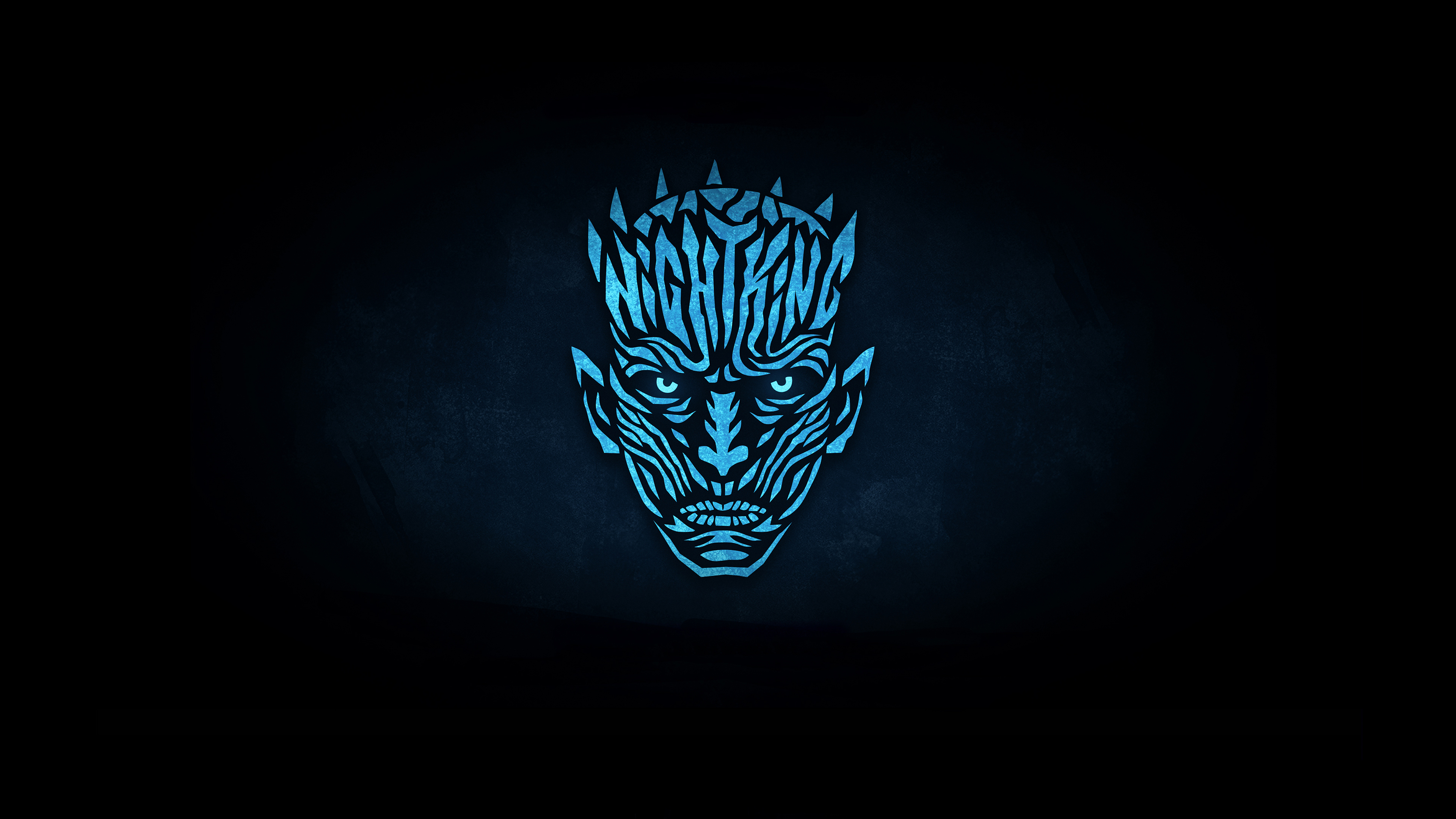 Game Of Thrones Minimalist Wallpaper: Night King Minimalist From Game Of Thrones Wallpaper, HD