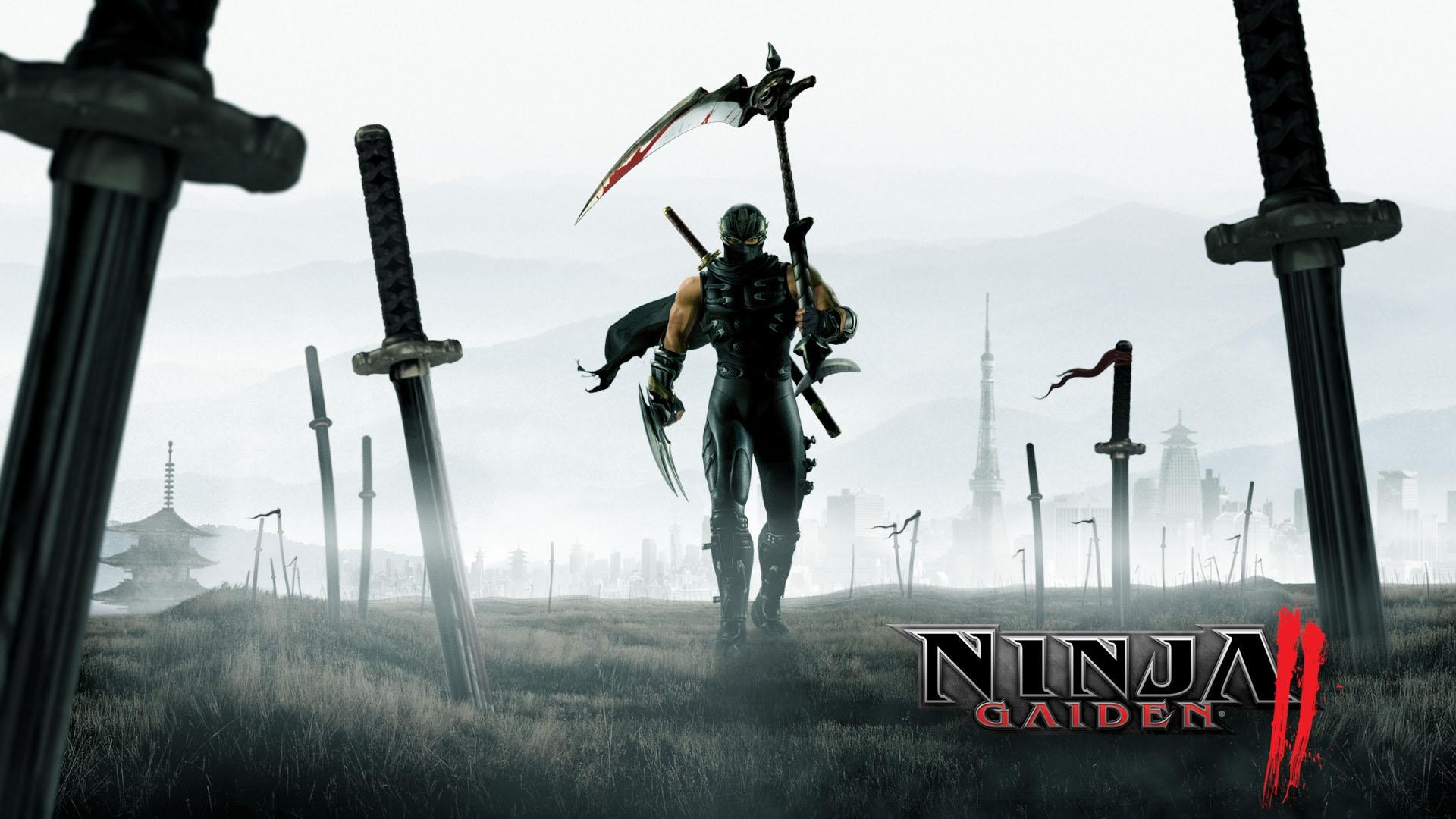 Ninja Aiden Field Warrior Wallpaper Hd Games 4k