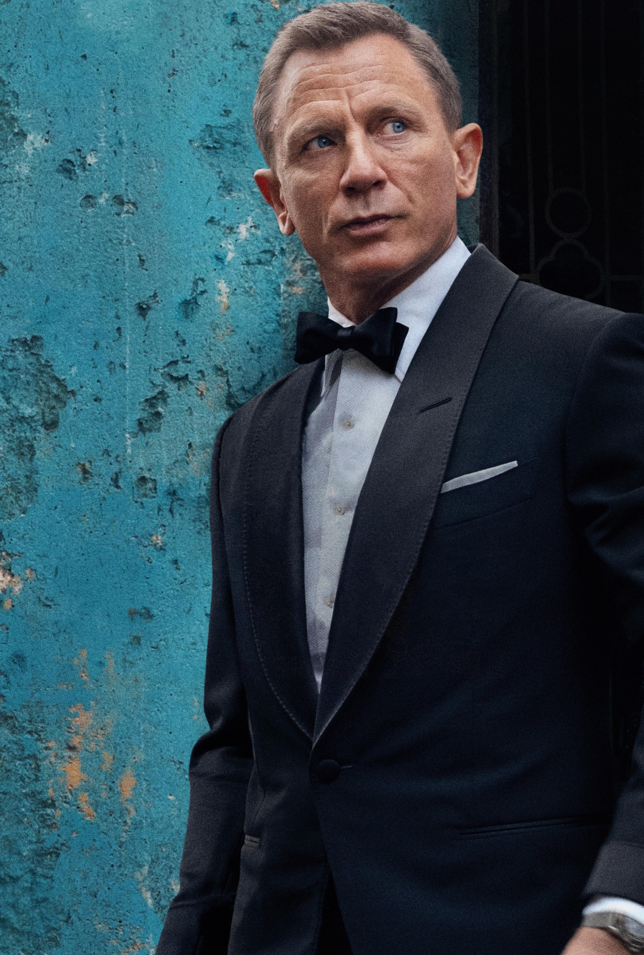 No Time to Die James Bond Wallpaper, HD Movies 4K ...