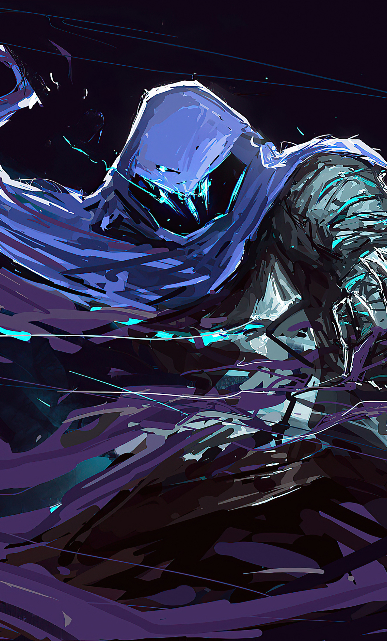 1280x2120 Omen New Cool Valorant Illustration iPhone 6 plus Wallpaper, HD Games 4K Wallpapers ...