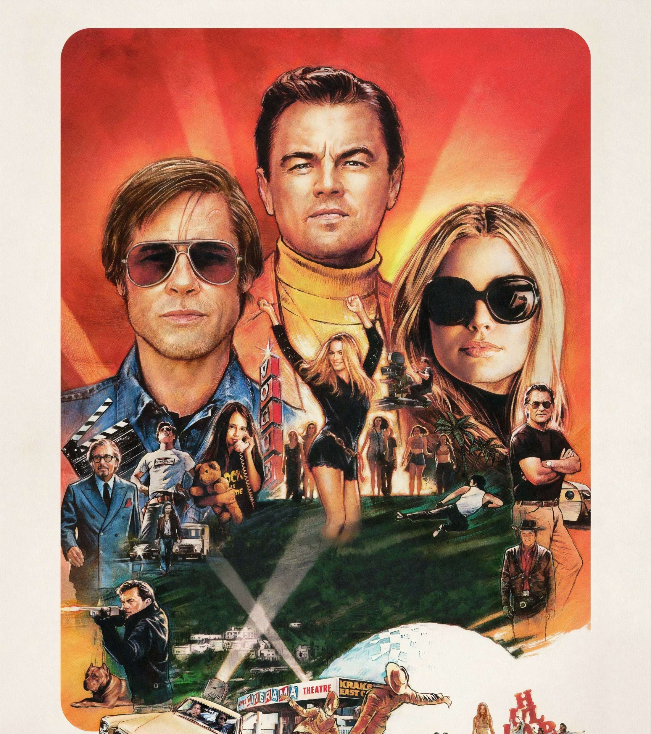 2200x2480 Once Upon A Time In Hollywood 2200x2480 Resolution