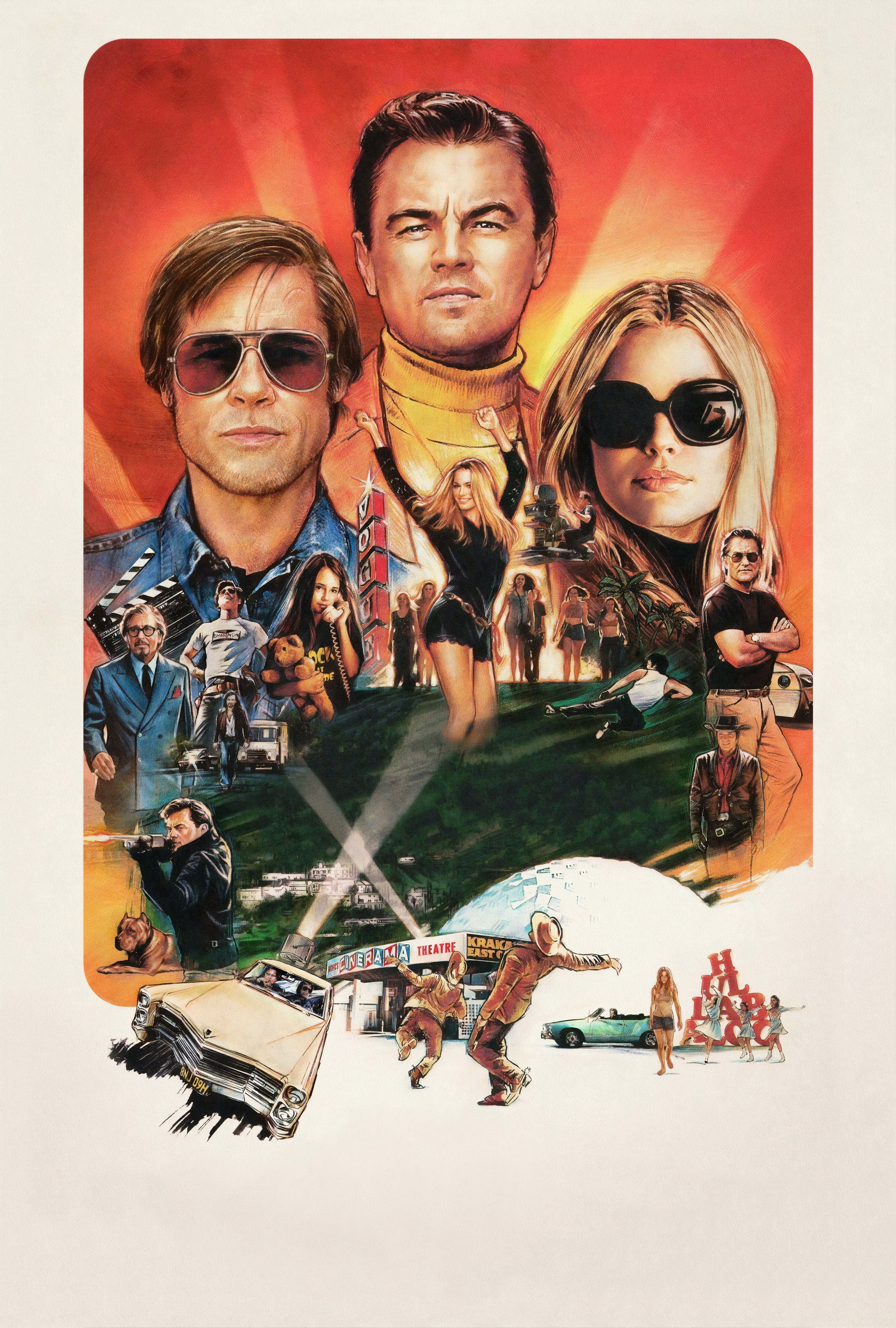 Once Upon A Time In Hollywood Wallpaper Hd Movies 4k Wallpapers