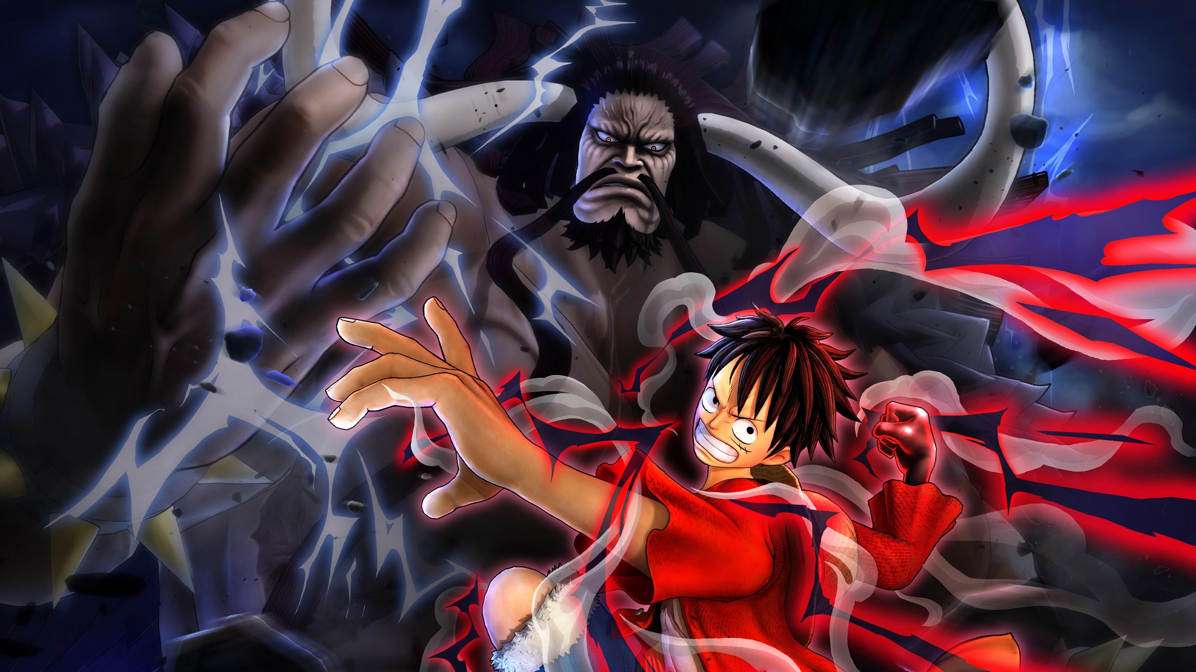 One Piece Pirate Warriors Poster Wallpaper, HD Games 4K ...