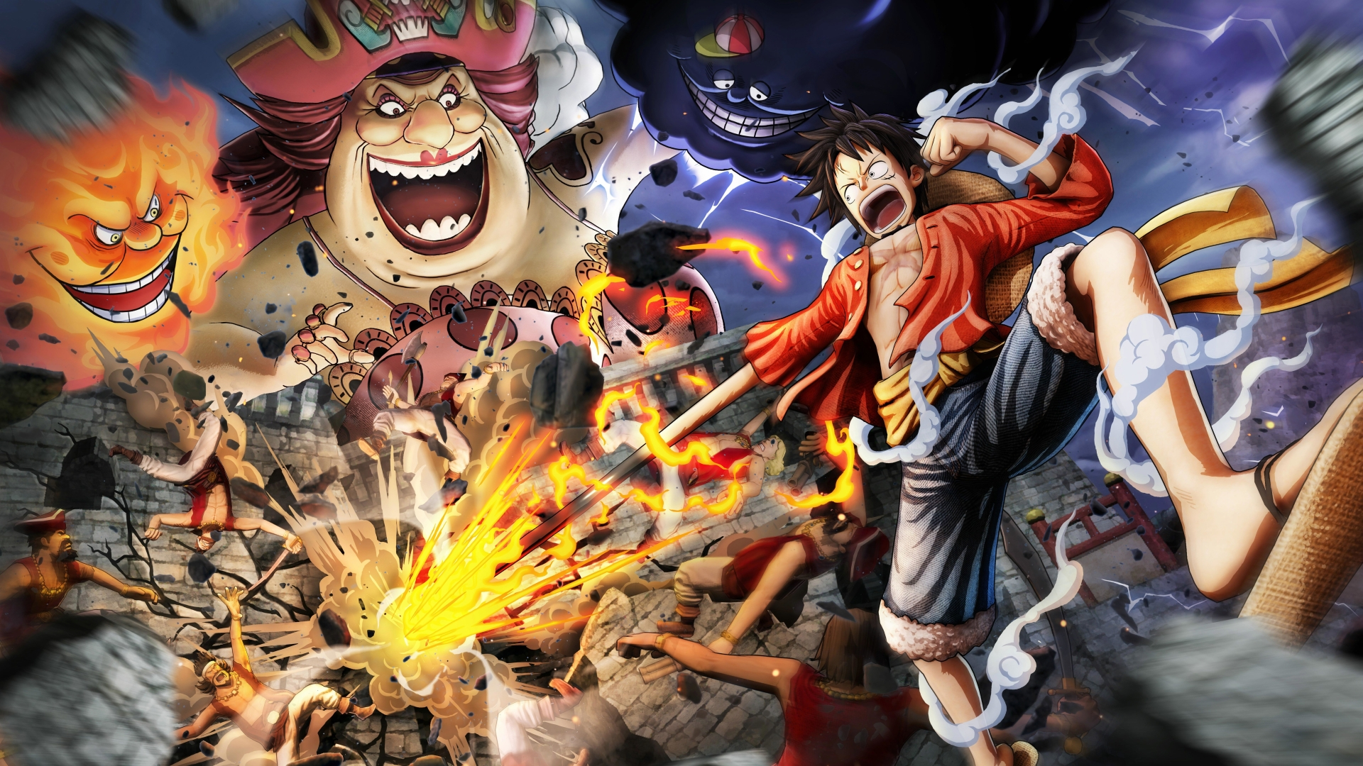 1920x1080 One Piece Pirate Warriors 1080P Laptop Full HD ...