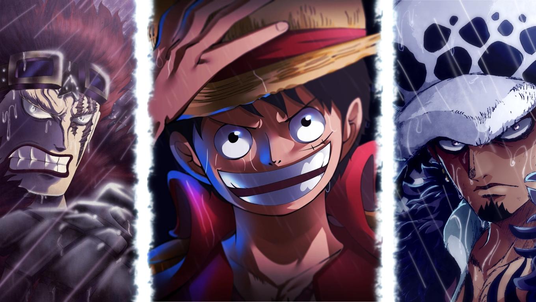Anime Wallpaper Hd One Piece 4k Ultra Hd Wallpaper