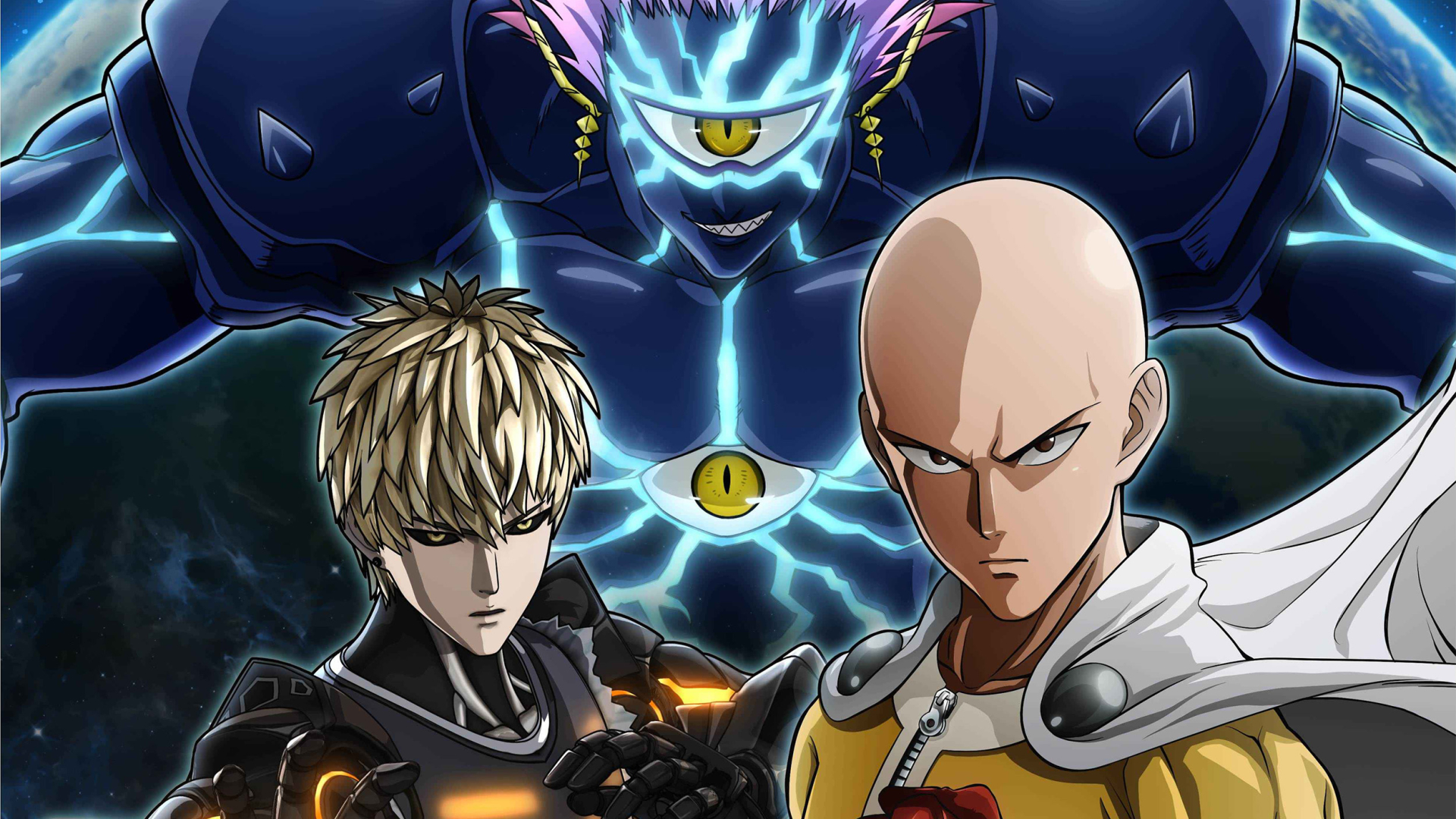 1920x1080 One Punch Man A Hero Nobody Knows Poster 1080P ...