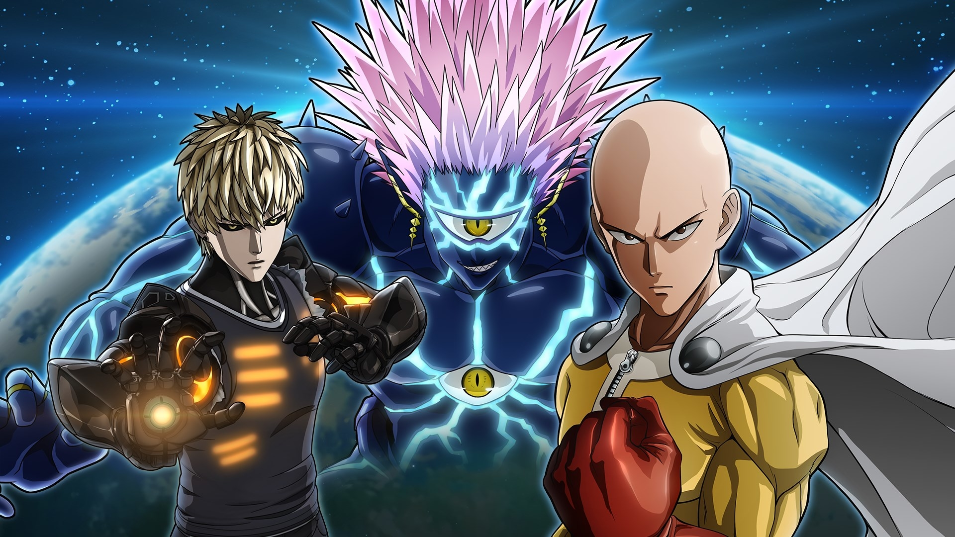 One Punch Man A Hero Nobody Knows Wallpaper Hd Games 4k