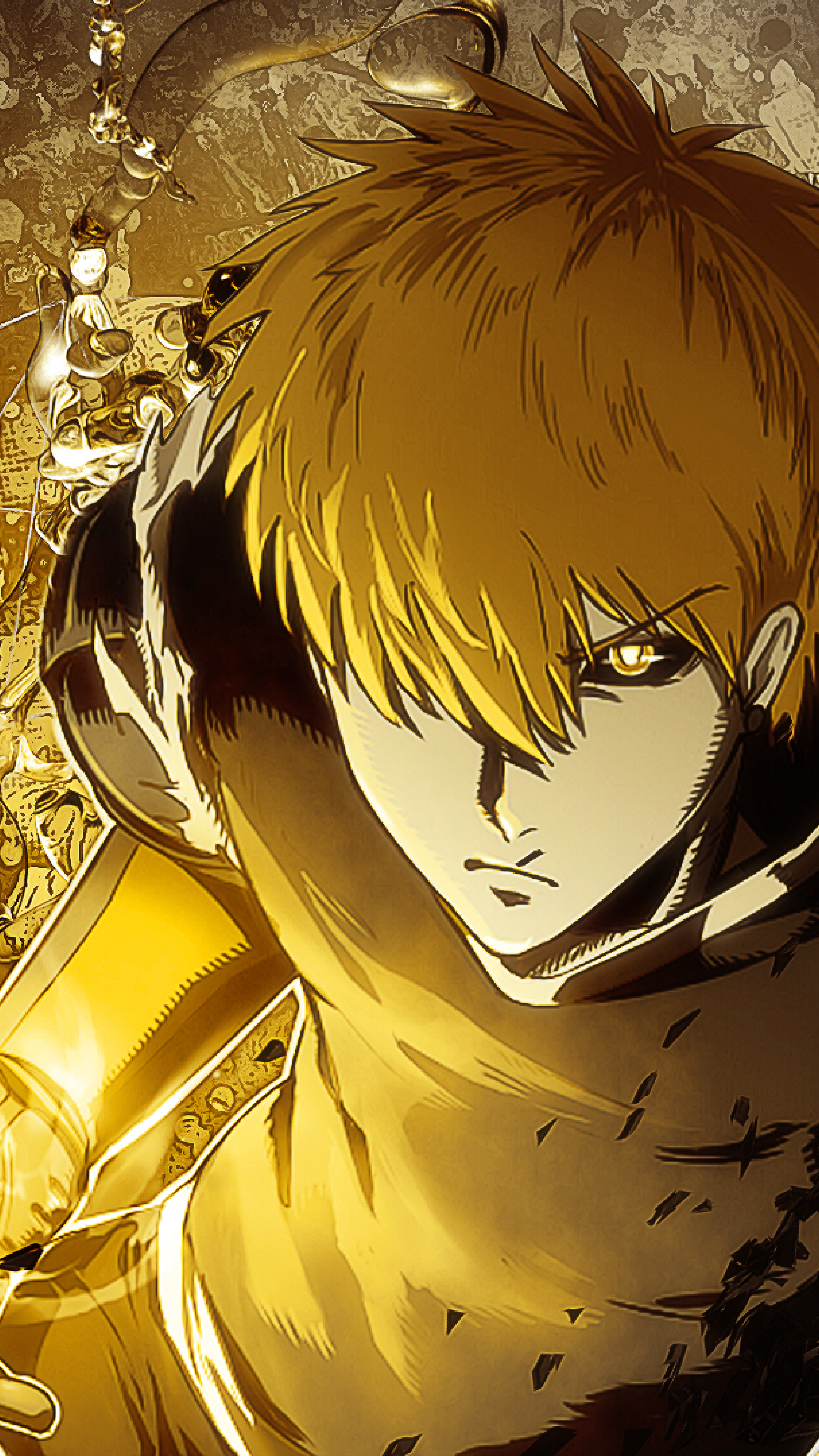 Popular Wallpaper Android One Punch Man - one-punch-man-genos_60643_2160x3840  You Should Have_45499      .jpg