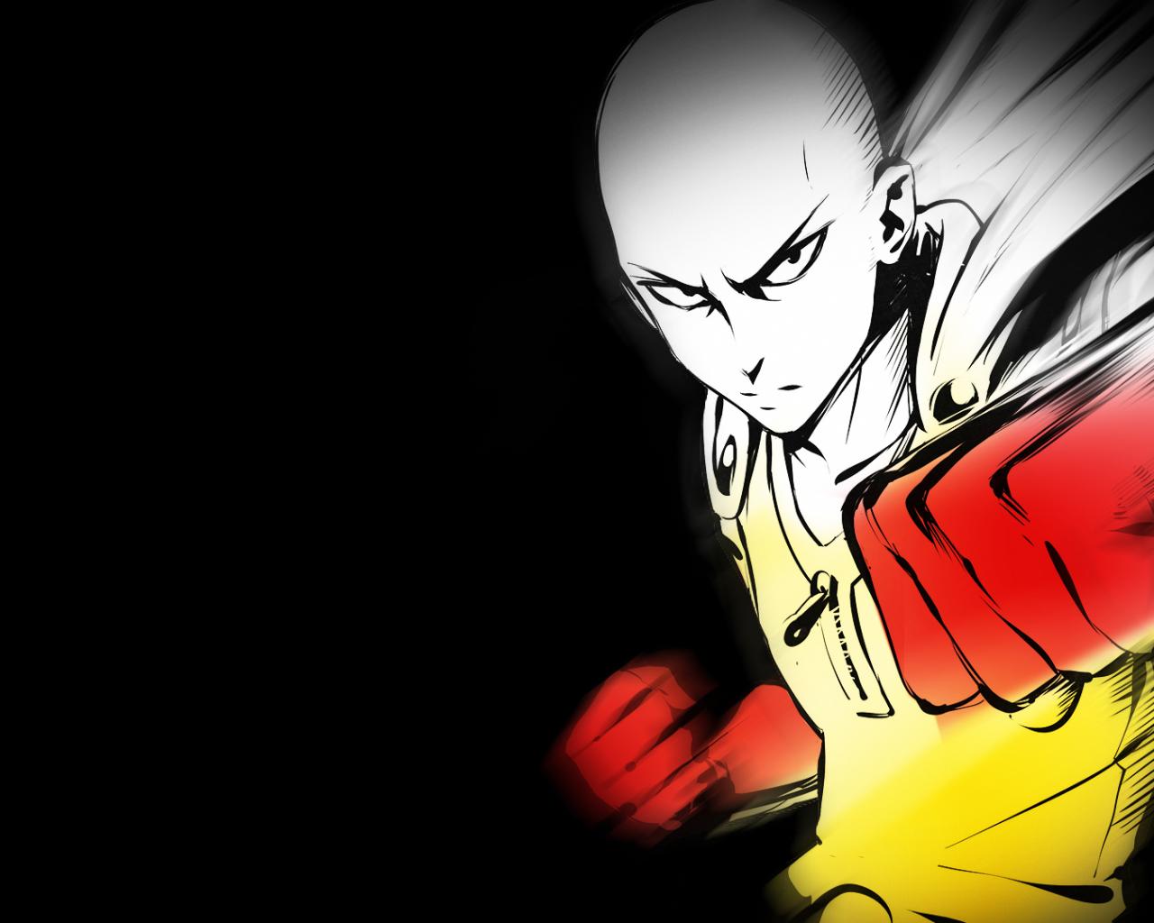 1280x1024 One-Punch Man Saitama 1280x1024 Resolution ...