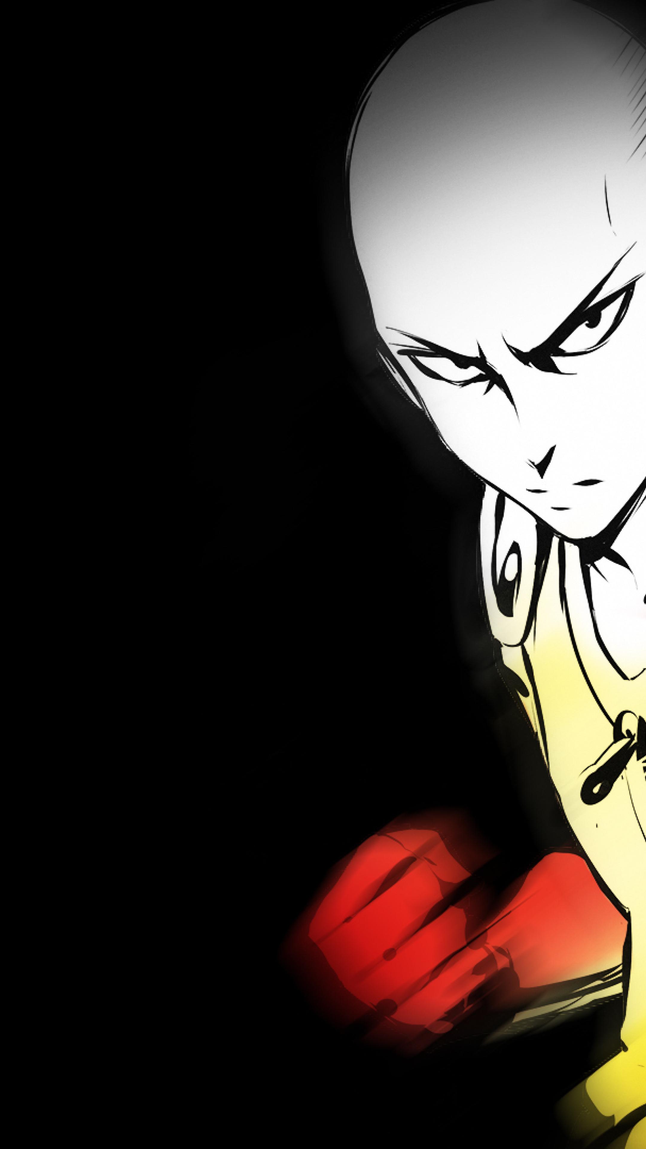 One-punch Man Saitama, Full HD Wallpaper